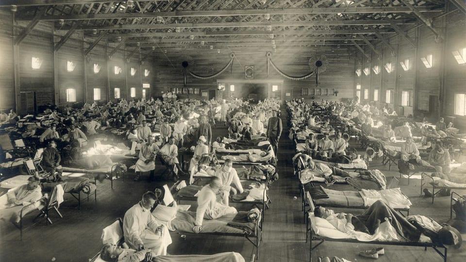 Timeline of the 1918 Spanish Flu Pandemic in America