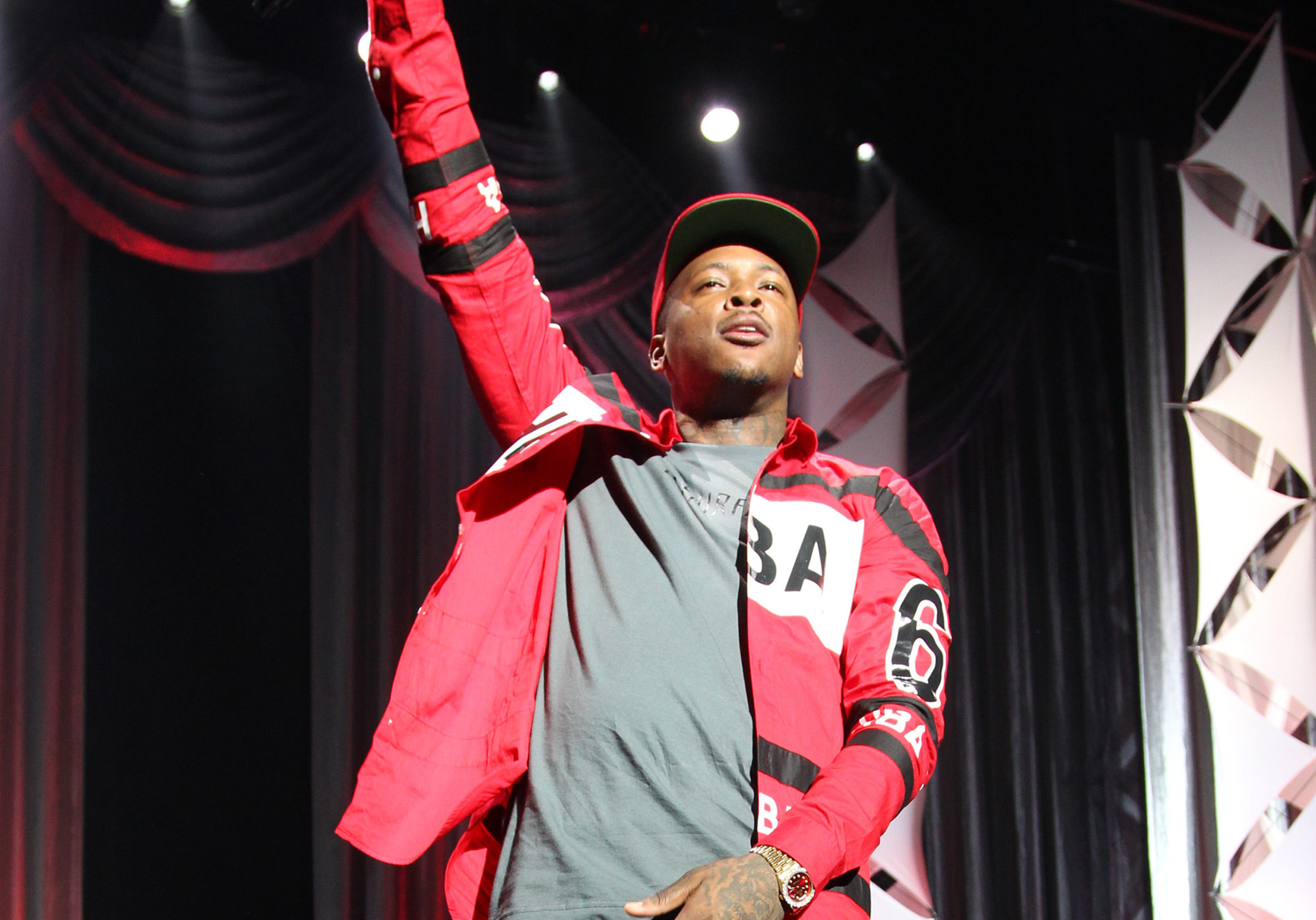 Stormi Daniels Joins Rapper YG On Stage To This President Donald Trump