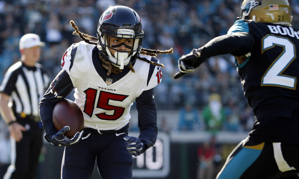 Will Fuller's Health Continues to Be an Issue for the Texans - Status Heading Into Sunday Up in the Air