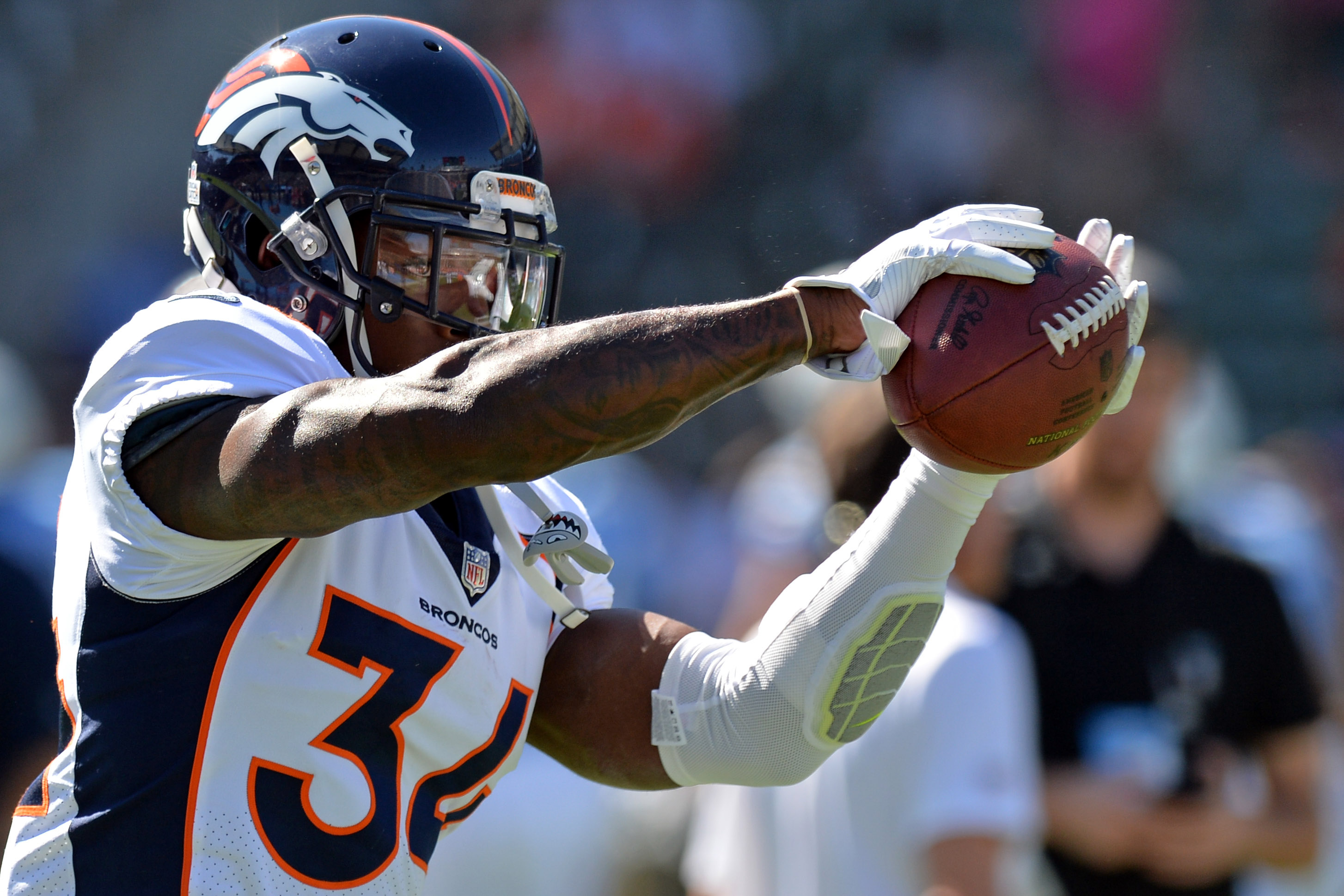 Report: Broncos DB Will Parks Will Have a 'Sleepy Market' in Free Agency