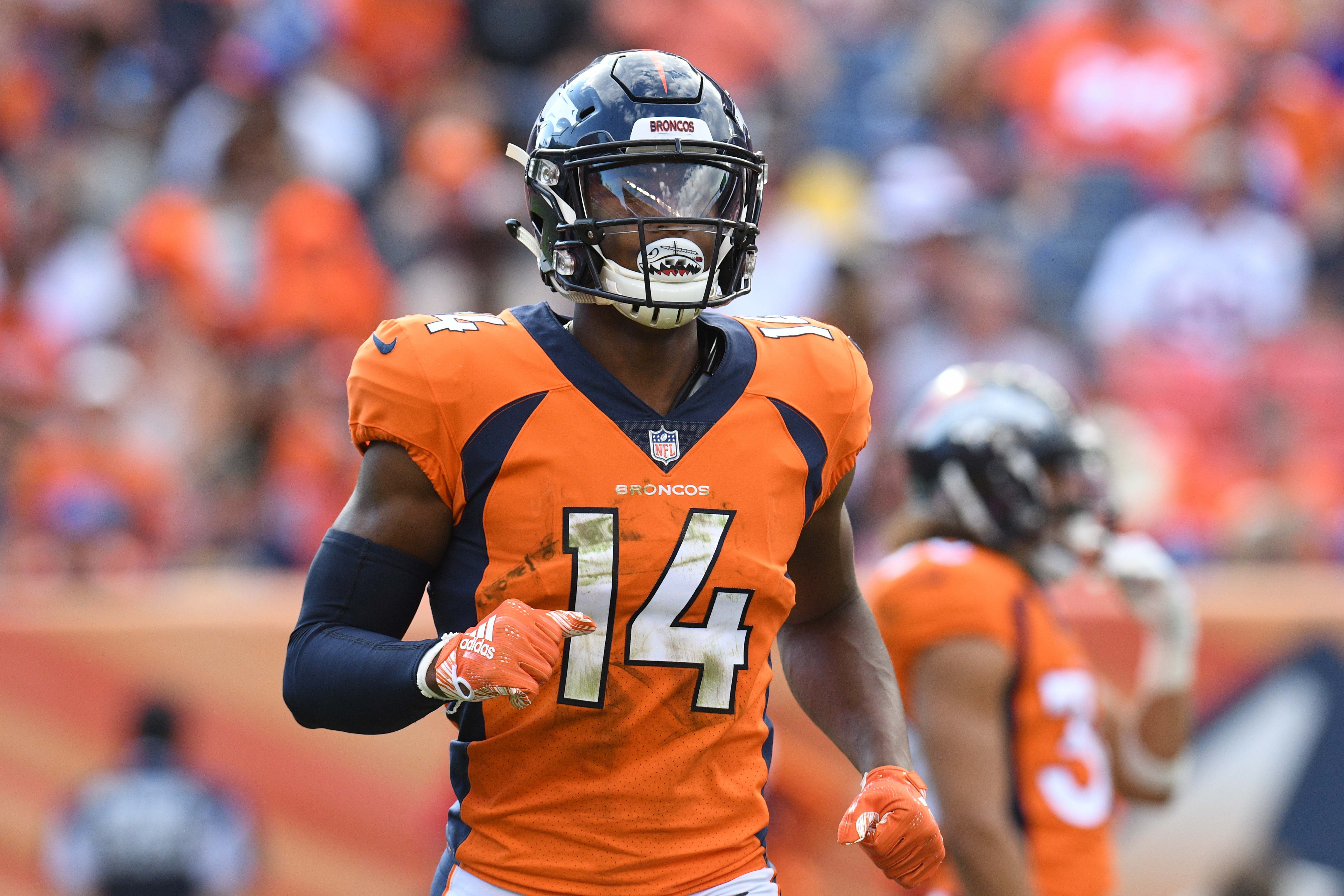 Broncos' WR Courtland Sutton Named to Pro Bowl, Replacing Injured DeAndre Hopkins: Report