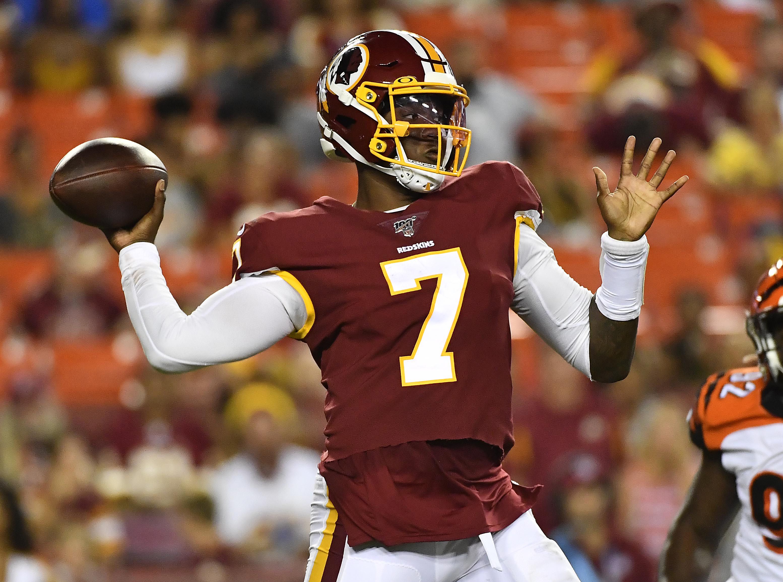 Dwayne Haskins will start for Redskins vs Buffalo