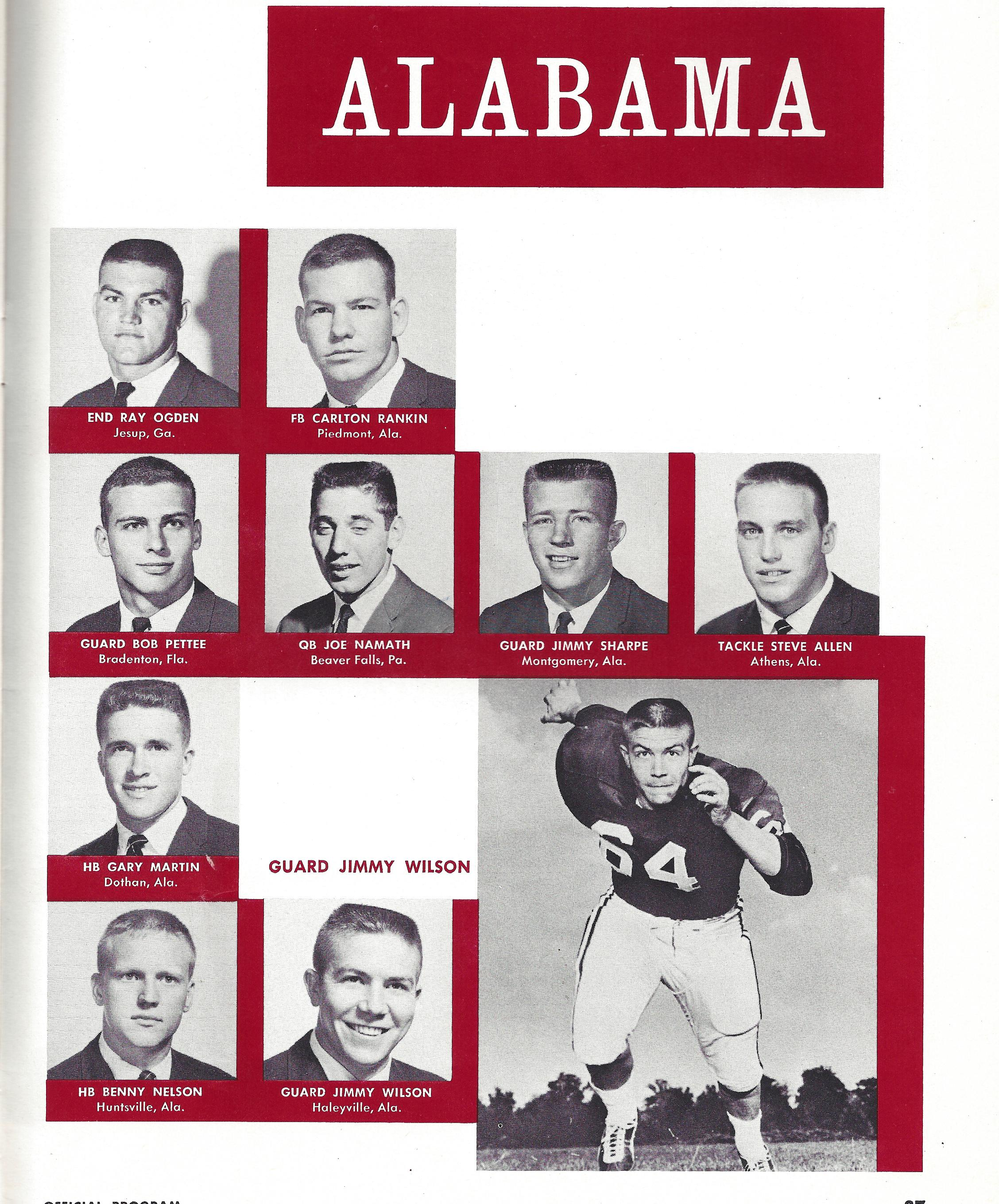 Crimson Tide coaches - Bama Central