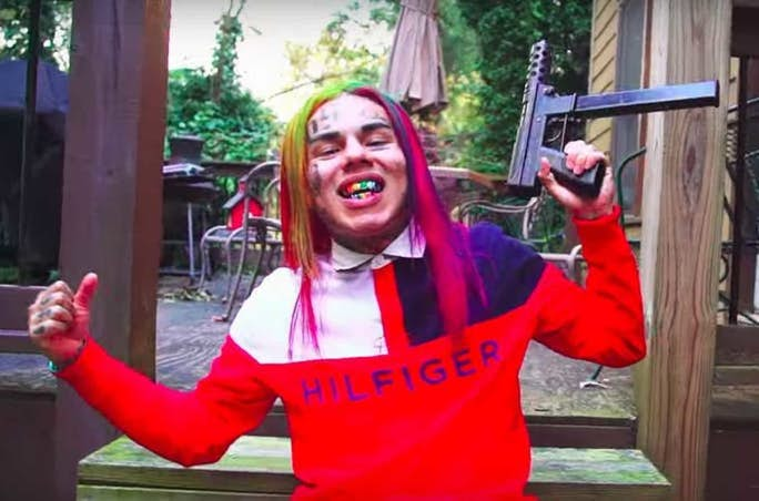 6ix9ine Gets Ready To Rat On His Former Crew