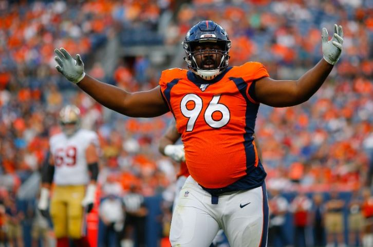 Shelby Harris Hints at how Broncos Missed a Chance to Keep him on the Relative Cheap