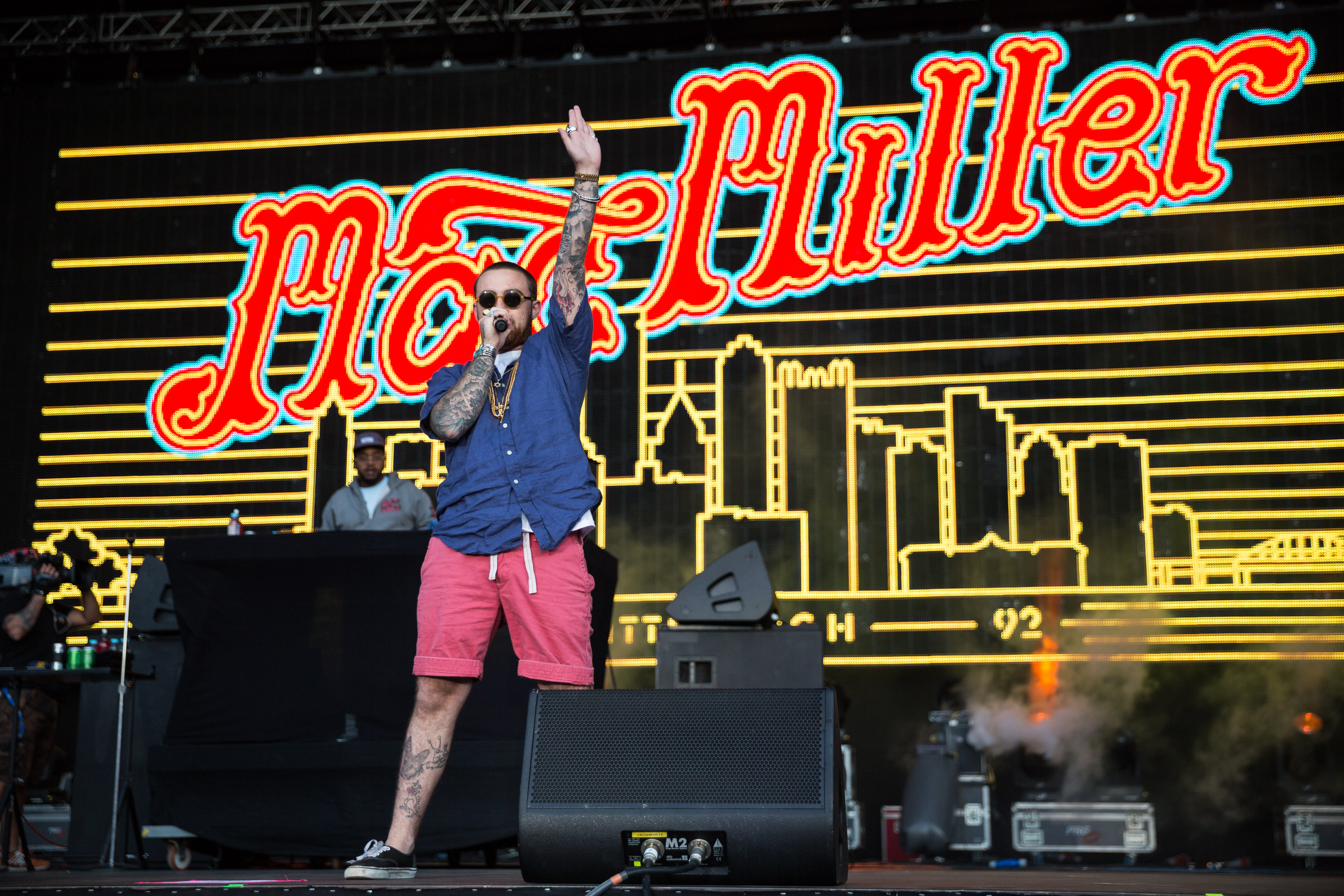 EXCLUSIVE: Mac Miller's Alleged Drug Dealer's Trial Date Is Officially Set