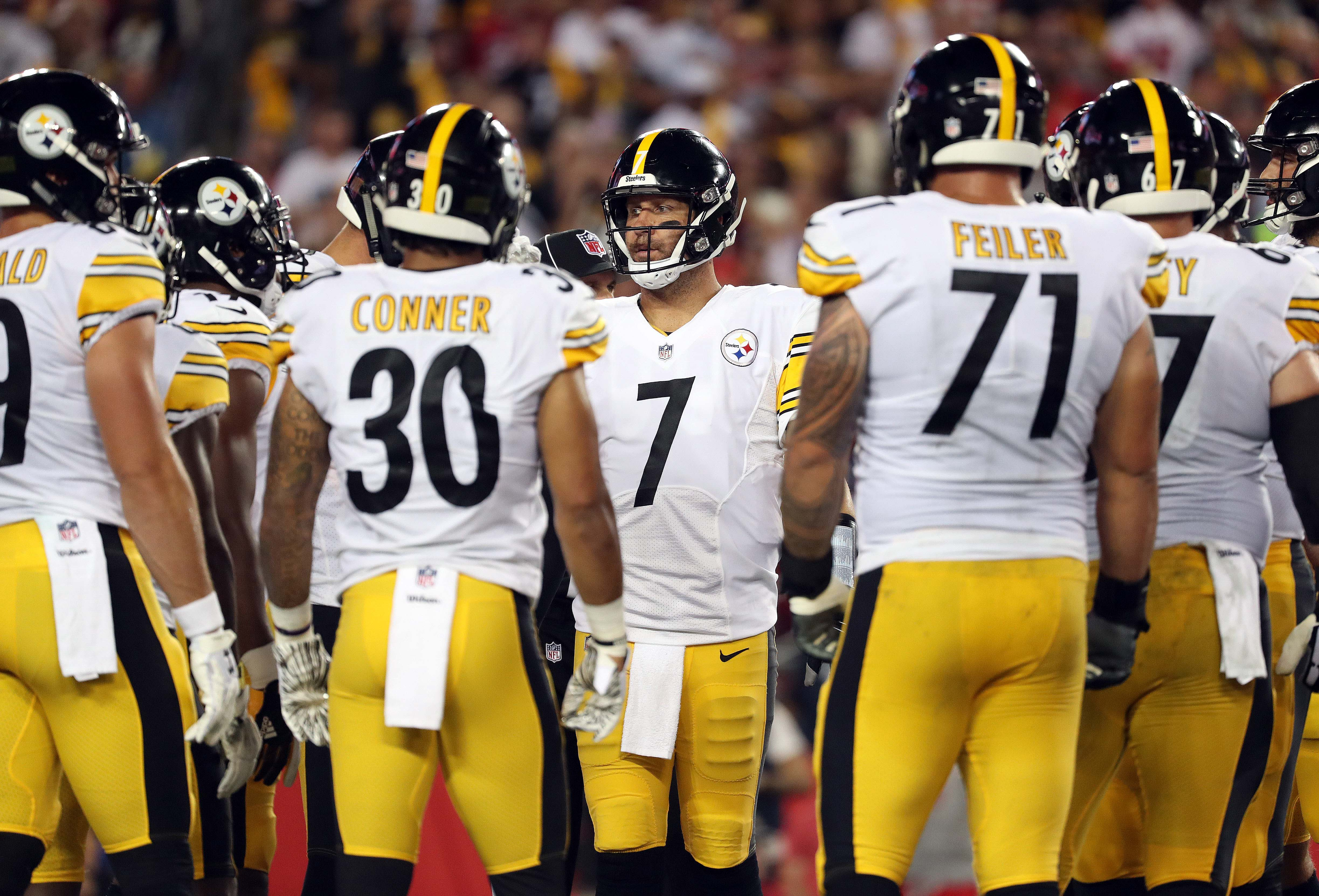 separation shoes da5b7 5f0d3 Getting to Know the Pittsburgh Steelers: My Favorite Players ...