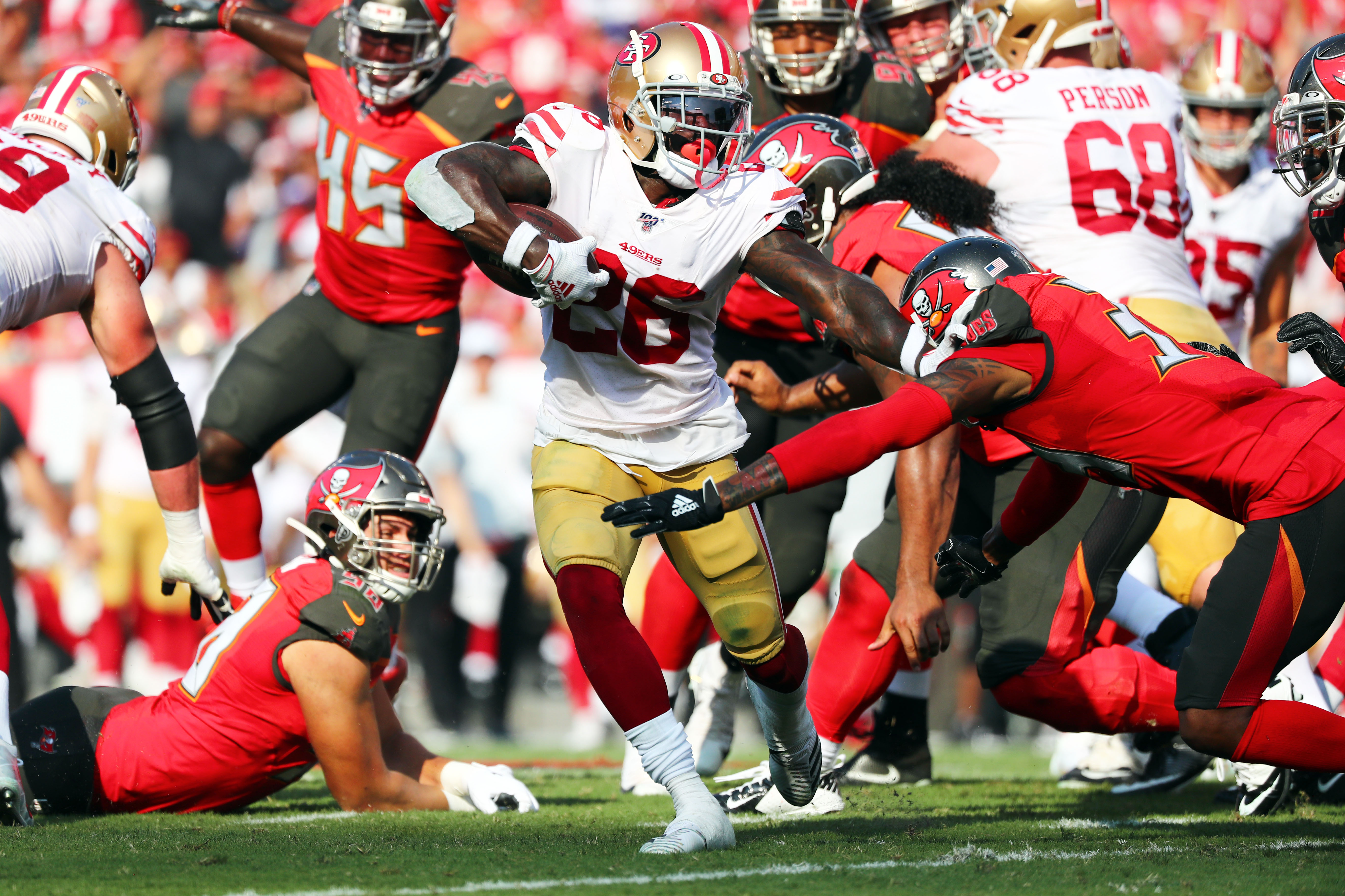 49ers fantasy football: What is Tevin Coleman's value when he returns?
