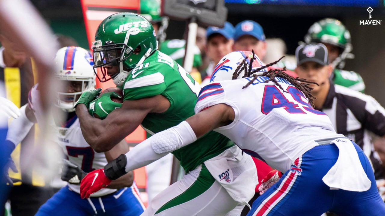 new style 78ccb b8c9e Quincy Enunwa | Bleacher Report | Latest News, Videos and ...
