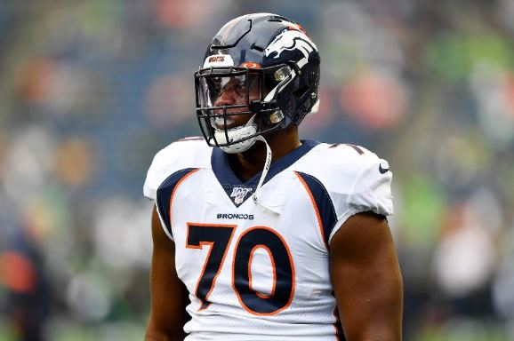 Ja'Wuan James' Opt-Out Another Example of Broncos' Right Tackle Curse thumbnail