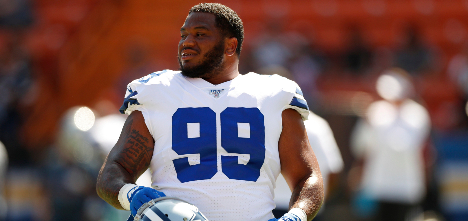 Source: Antwaun Woods To Return To Practice Today In Hopes of 'Newsworthy' Cowboys Turnaround