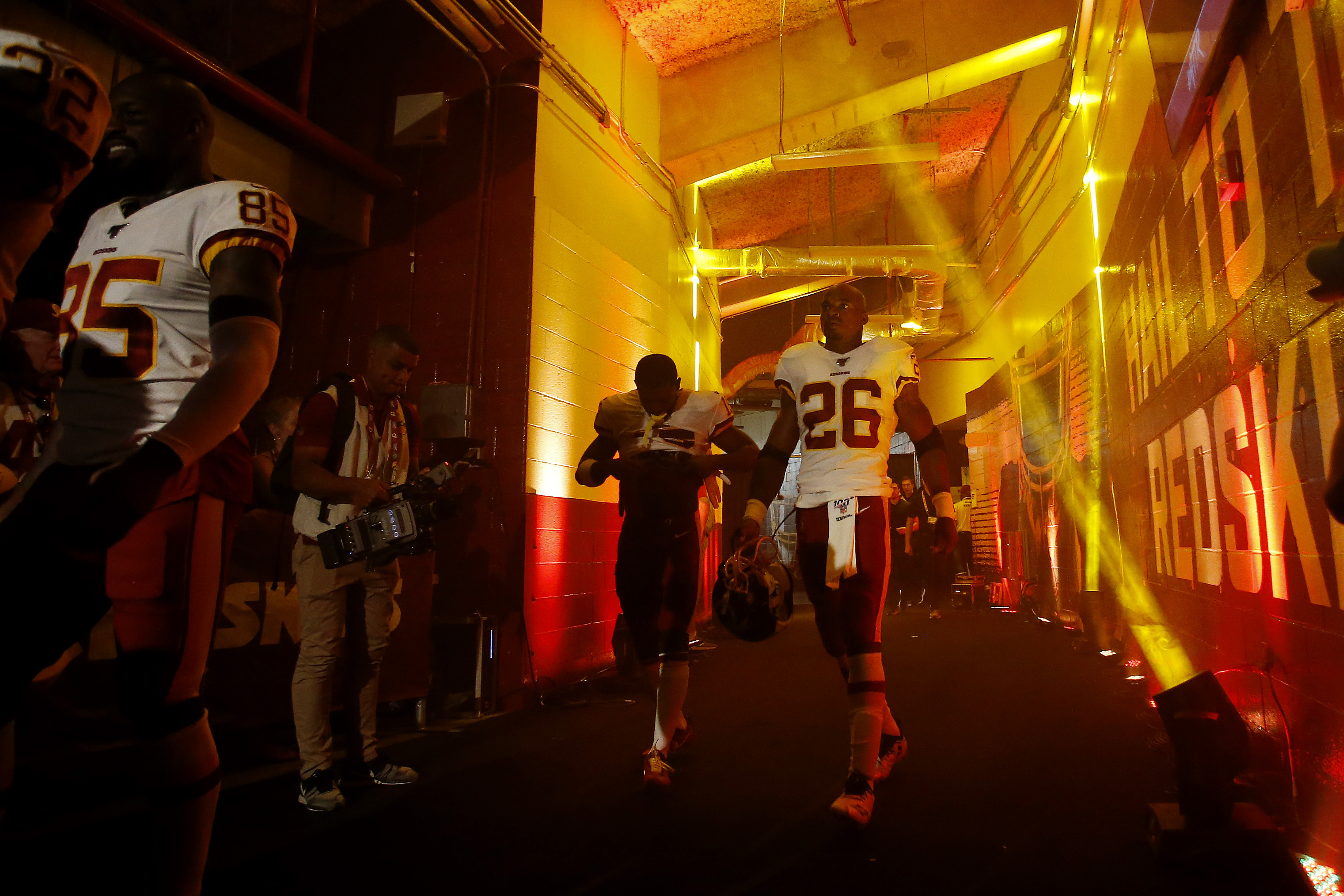 The Redskins Need AP