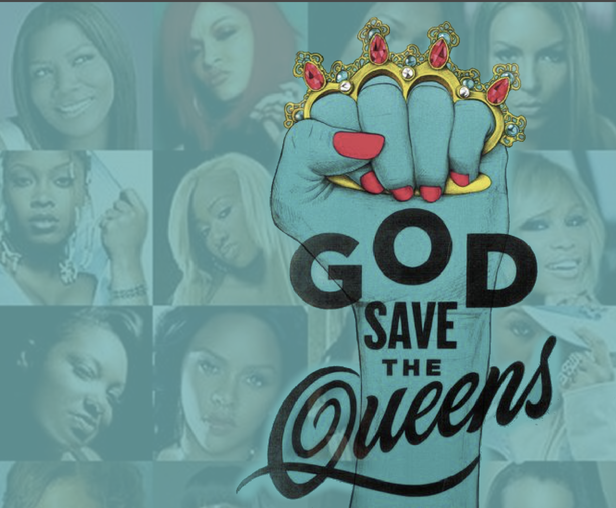"A Review of ""God Save the Queens: The Essential History of Women in Hip-Hop"" & Open Letter To Lord Jamar"