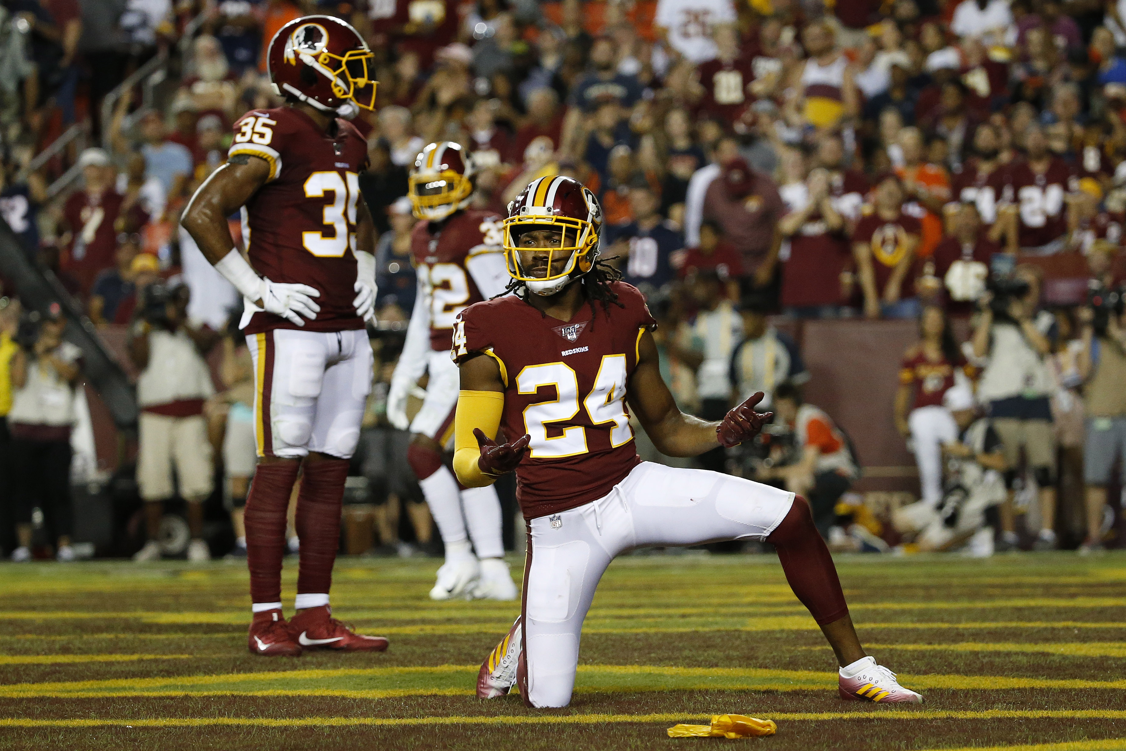 Josh Norman to Pay the Bills?