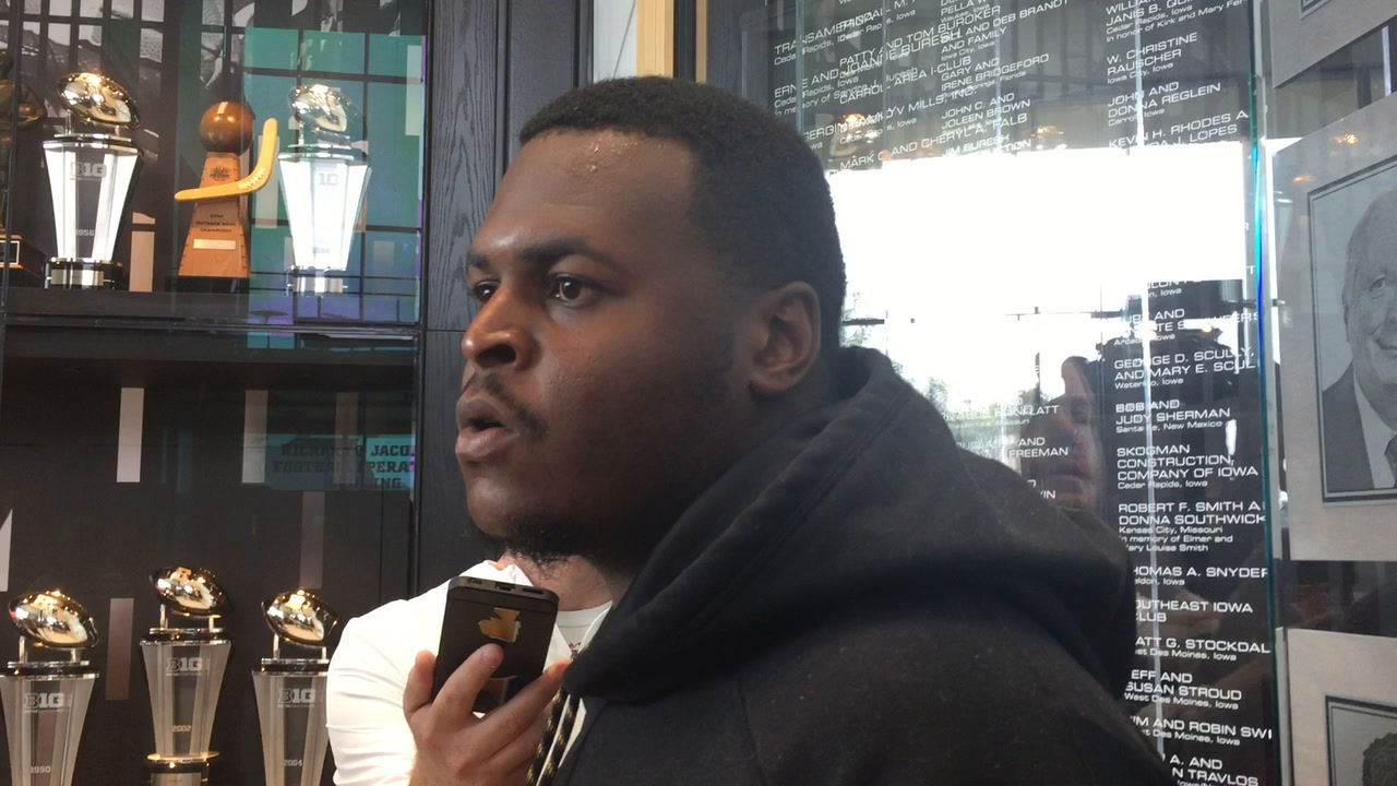 Video: Lattimore is looking forward to playing close to home