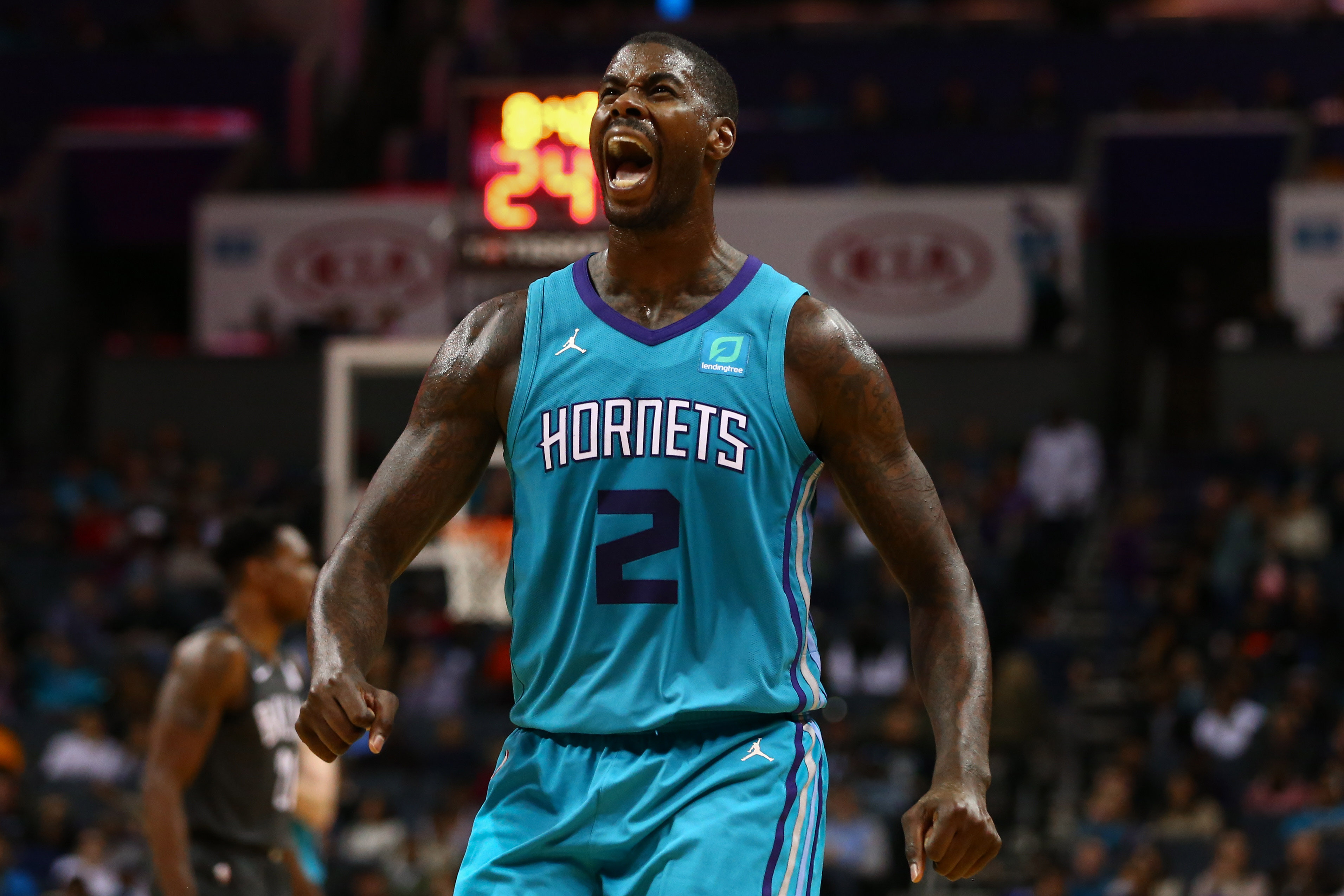 Marvin Williams is mulling retirement, but the Charlotte Hornets forward could still be an NBA trade target