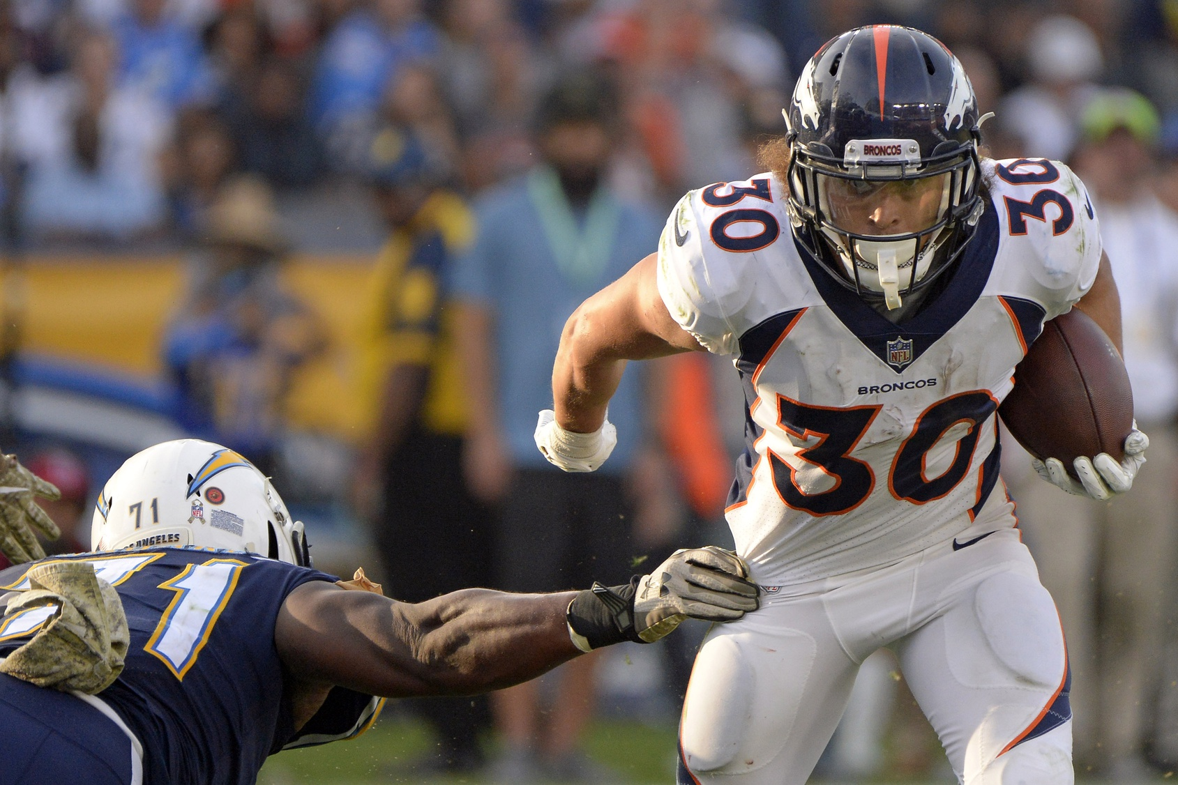 John Elway's Message to Phillip Lindsay on an Extension Takes on New Tonality