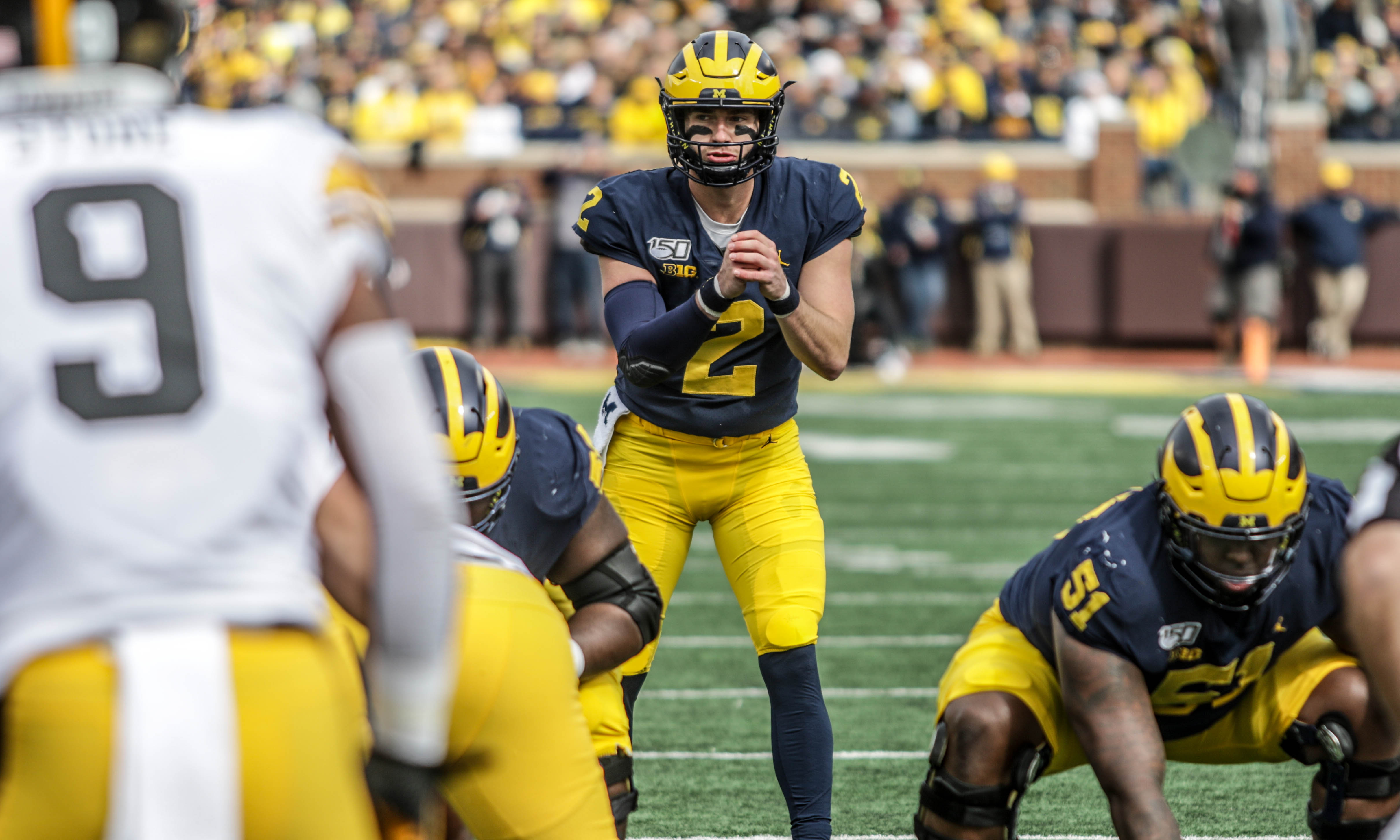 Opinion Roundtable: Are We Being Too Hard On Michigan's Offense?