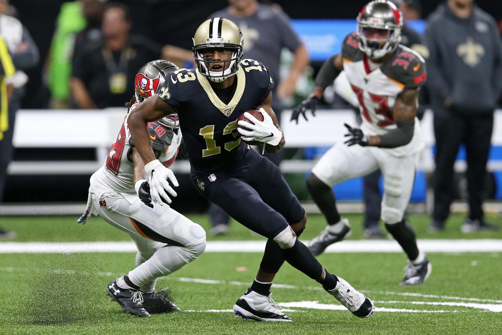 Michael Thomas Headlines Buckeyes in the NFL Weekend