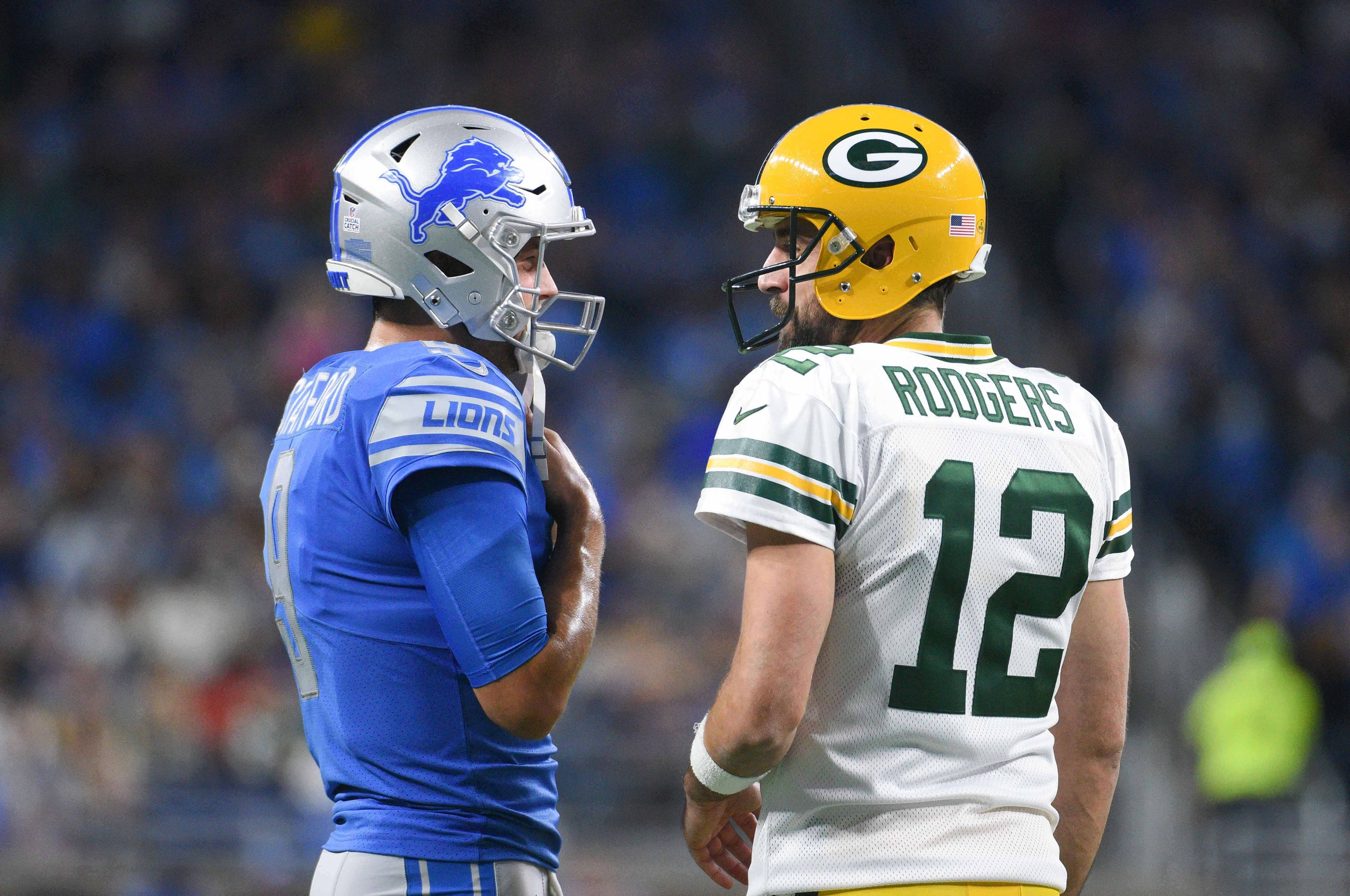 Buy or Sell: Matthew Stafford Is Better Than Aaron Rodgers
