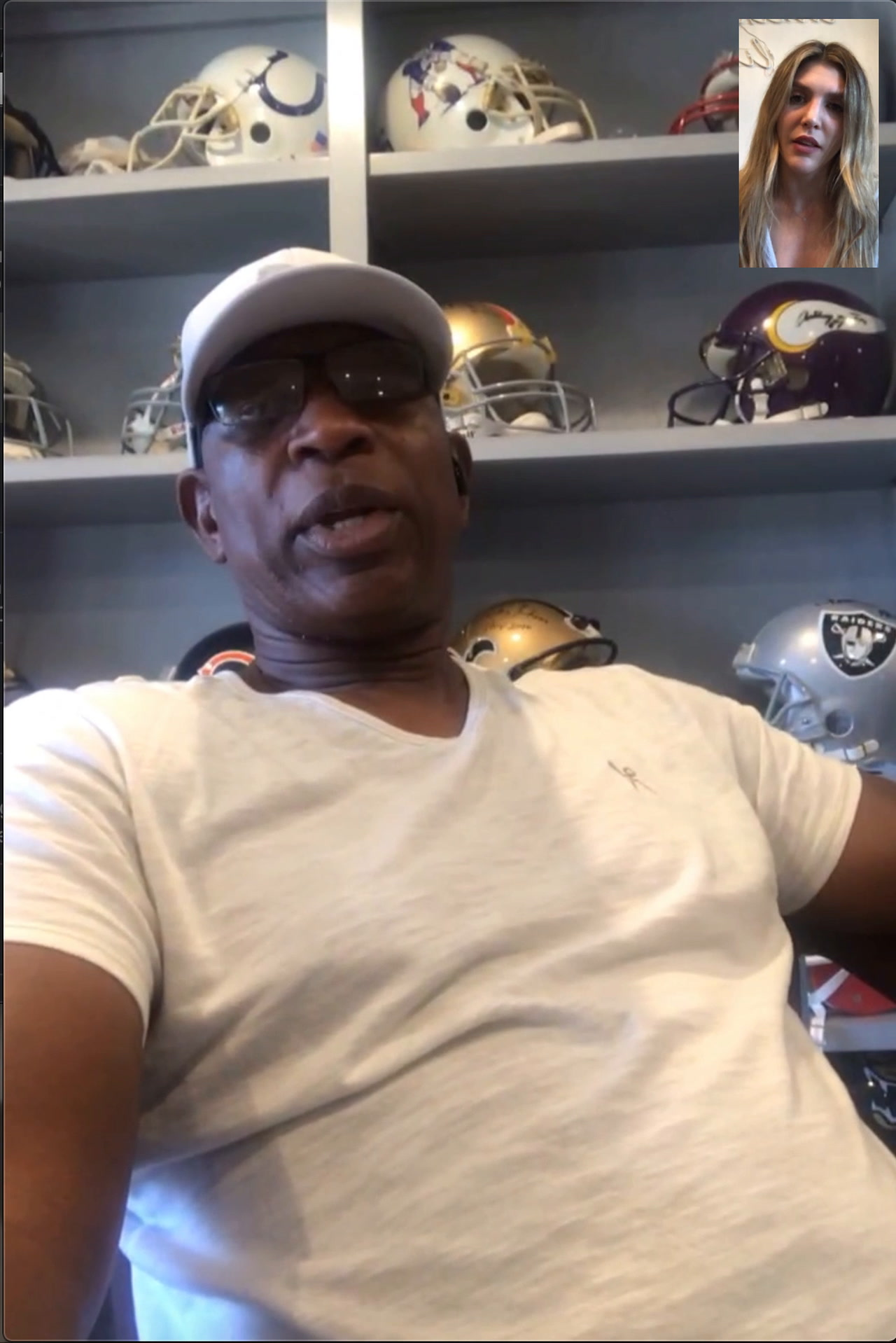 Watch! Eric Dickerson talks about McVay's offense