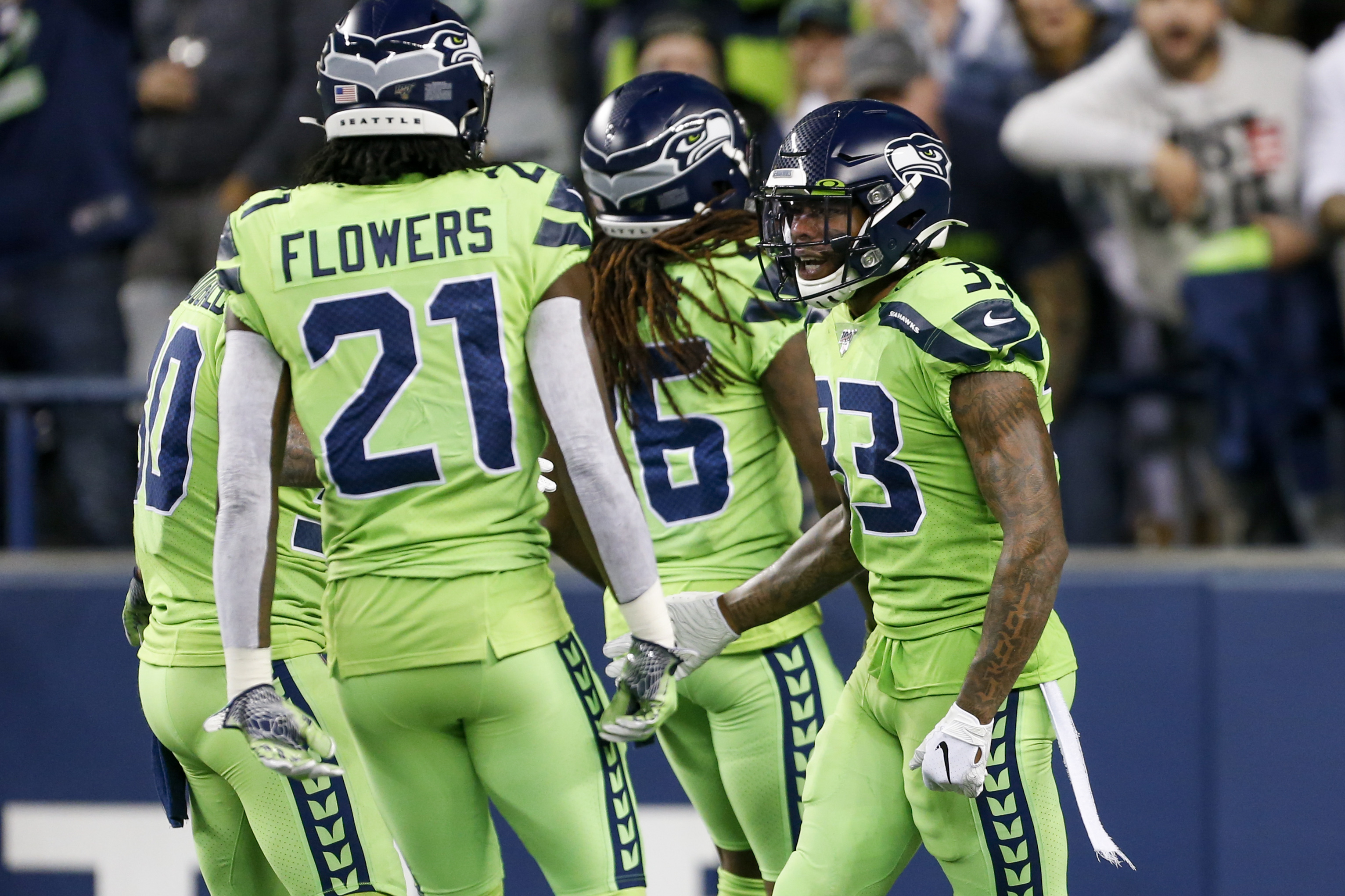 5 Matchups to Watch as Seahawks Travel Cross Country to Face Browns