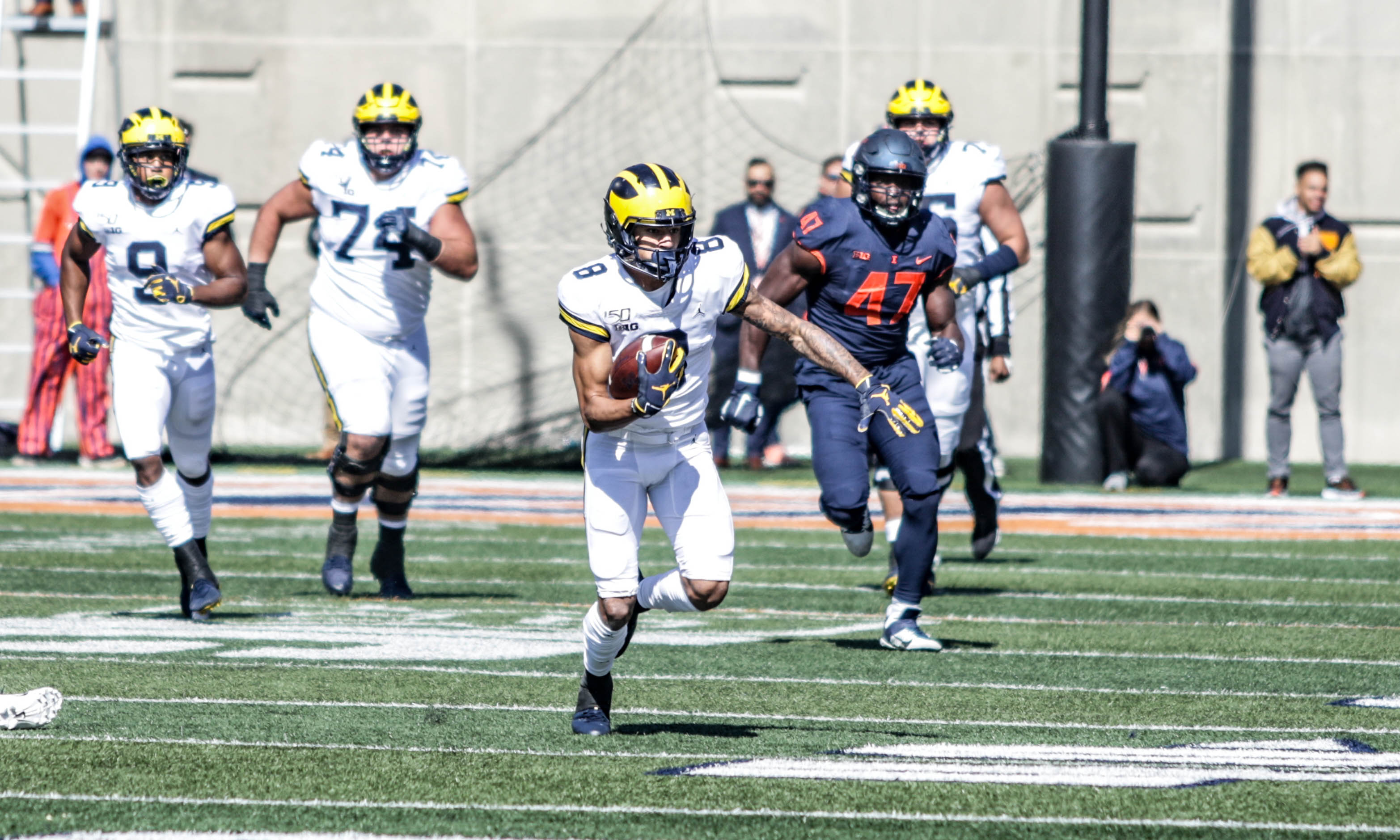 Questions We're Asking Following Michigan's Win At Illinois