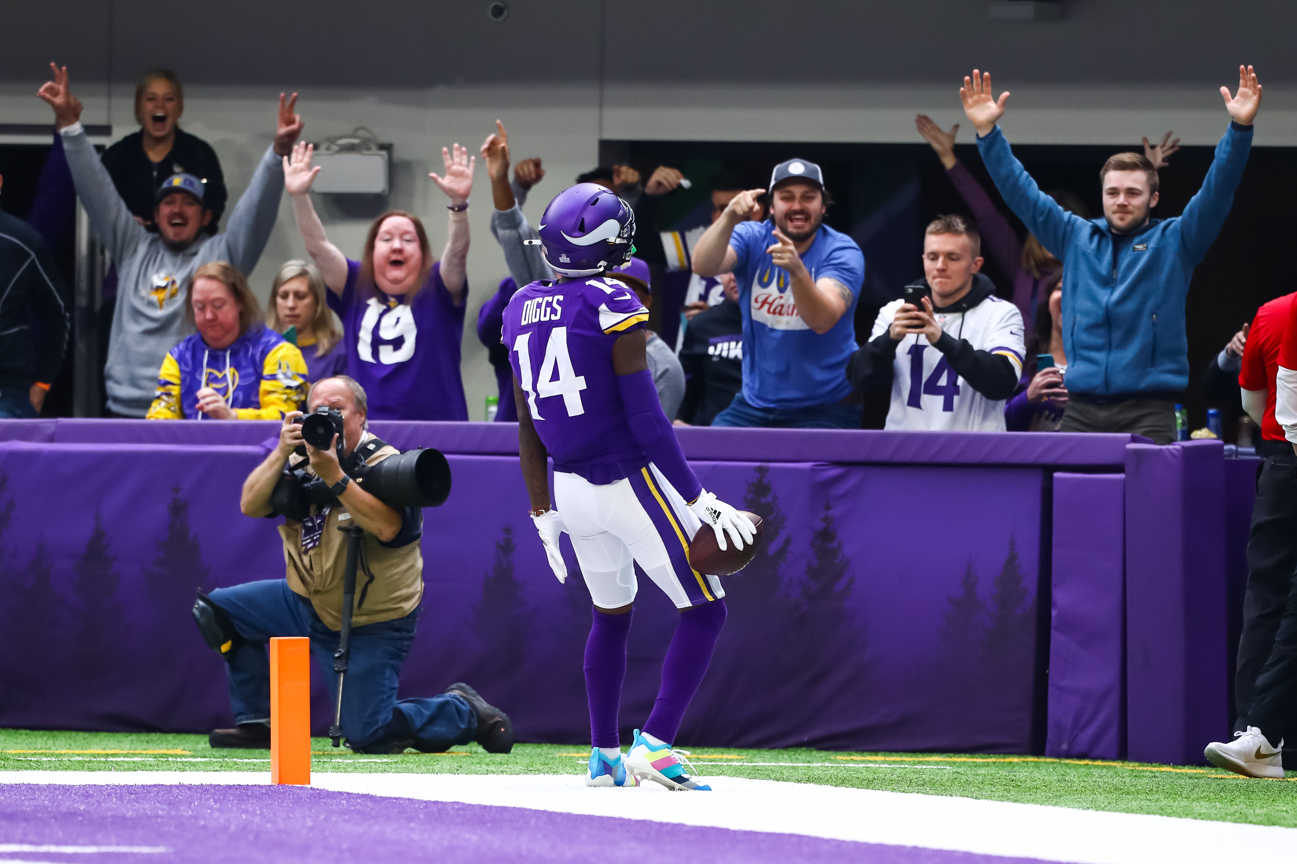 Vikings Offense Explodes For 38-20 Victory Over Eagles: Three Takeaways