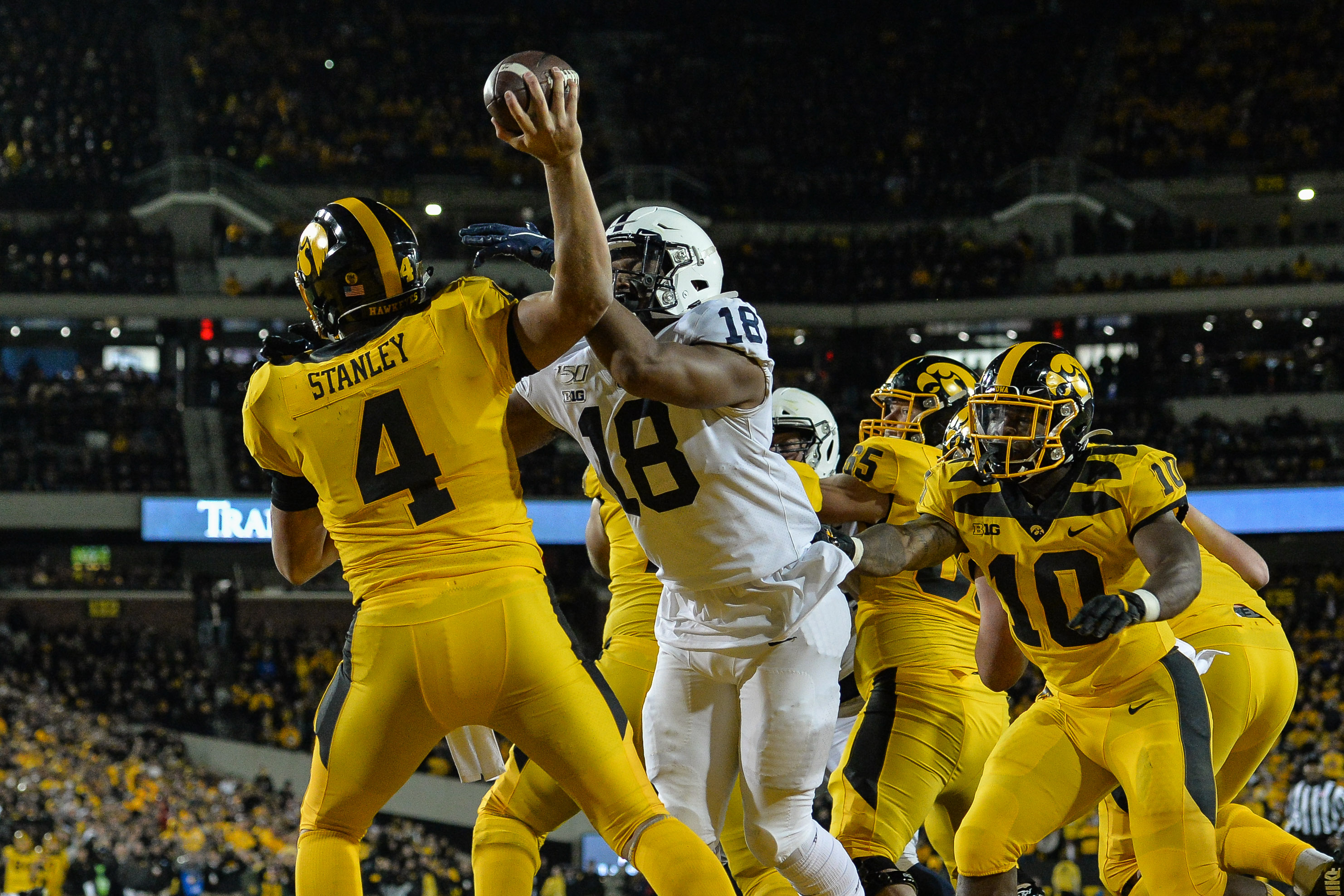 The Day After: The Takeaways From Iowa's Loss To Penn State