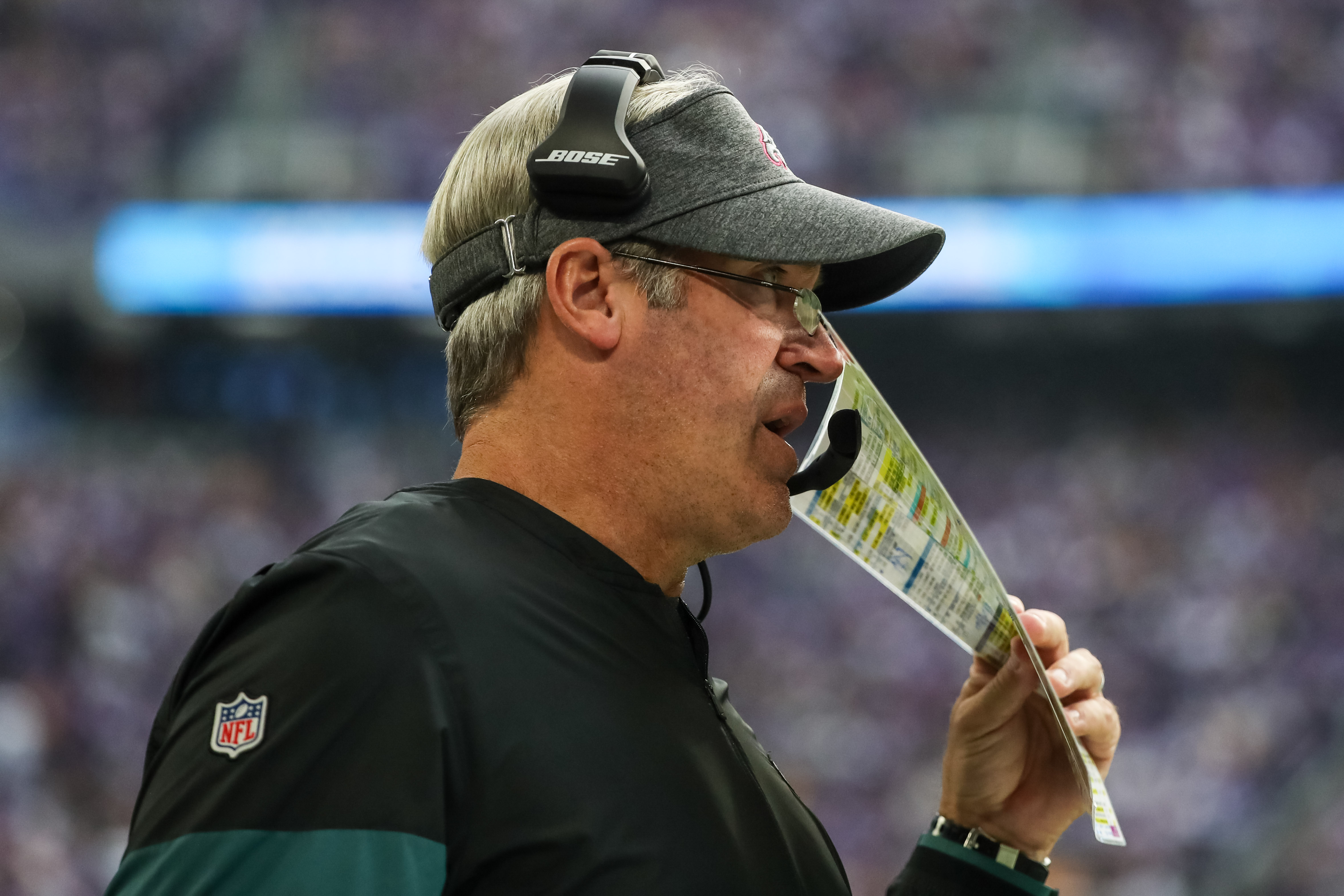 Doug Pederson's fake field goal call was the right one