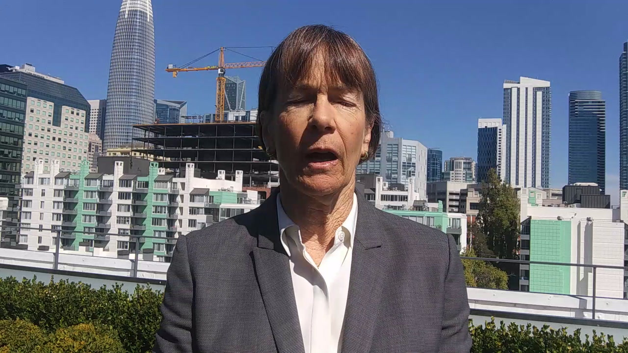 Cal Women's Basketball Video: Tara VanDerveer on Charmin Smith -- 'Very Precise'
