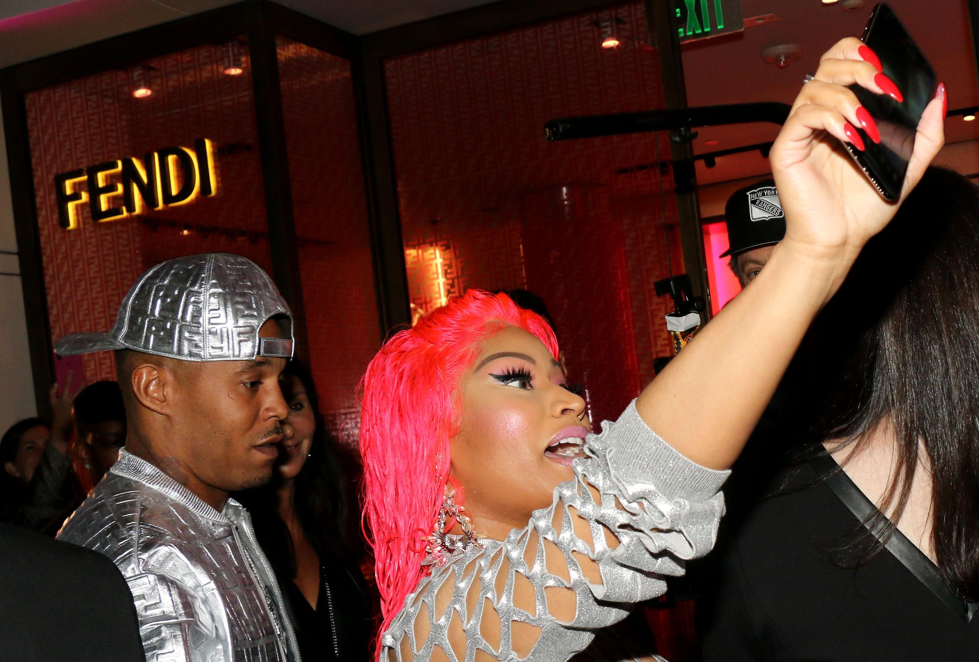 Nicki Minaj Claims She May Be Married In The Next Week