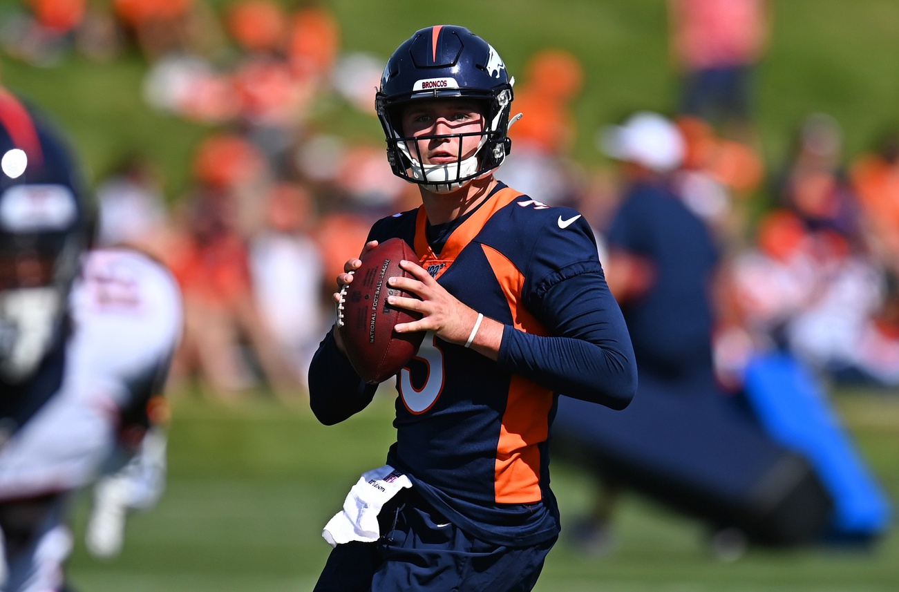 How do the Broncos Really Feel About QB Drew Lock?