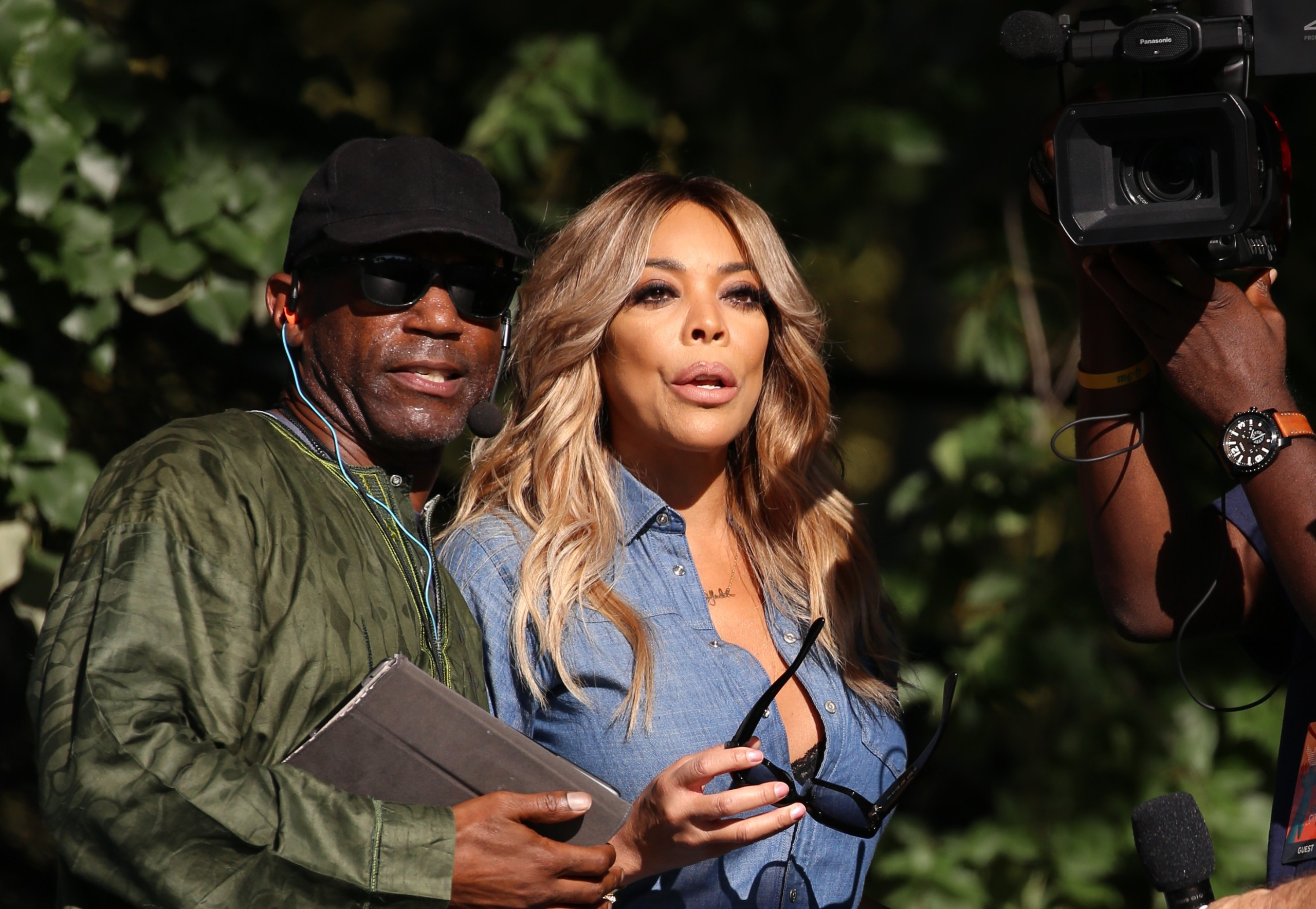 Wendy Williams Shares Tearful, Heartfelt Message To Her Son