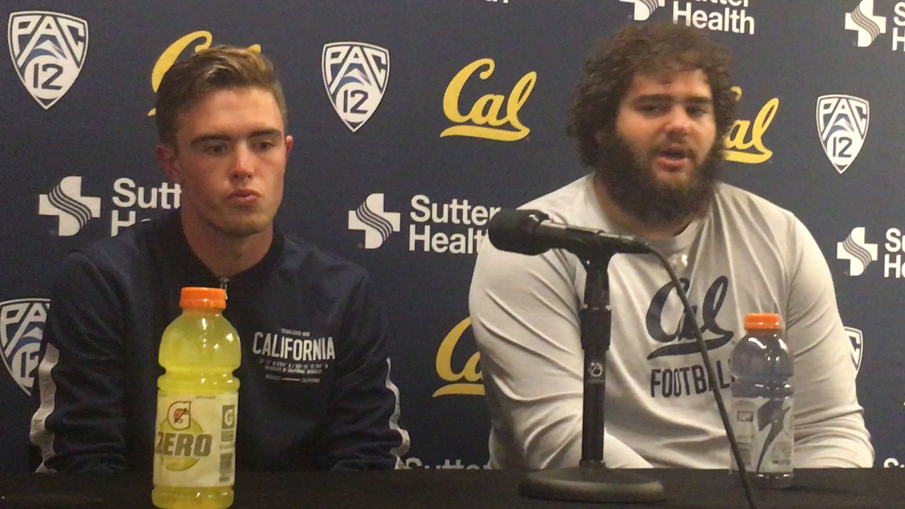 Cal Football Video: Even After Their Worst Outing, Bears Expect to Resume Winning
