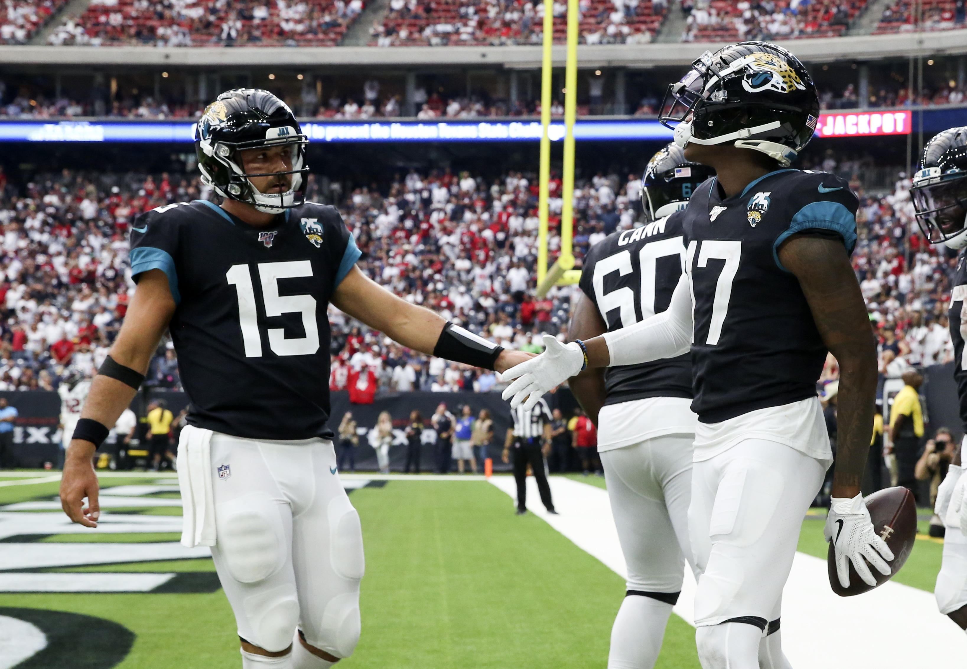 Jaguars Midseason Awards: Who Has Stood Out On Offense?
