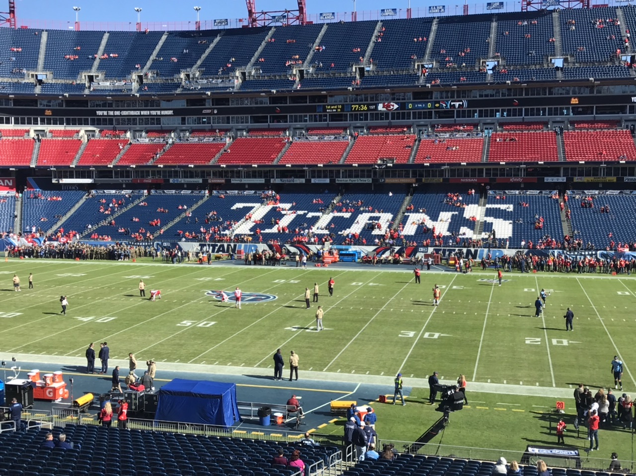 Game Day Live: Chiefs QB Patrick Mahomes Returns to Starting Lineup vs. Titans