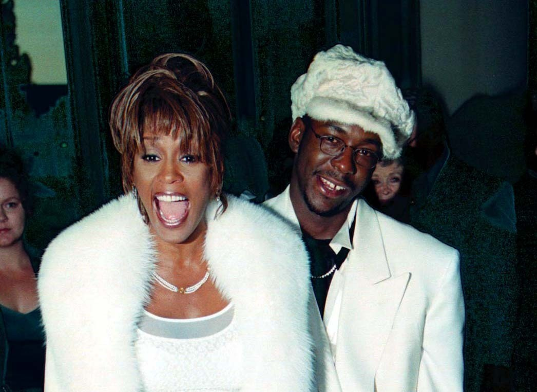 Biggie Smalls And Faith Got High With Whitney Houston And Bobby Brown