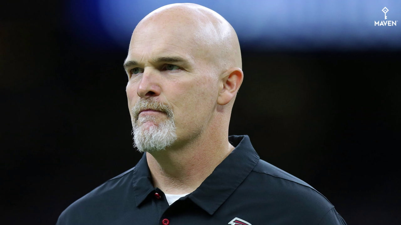 Dan Quinn reveals how Chris Lindstrom advocated to play in Week 14 against Panthers