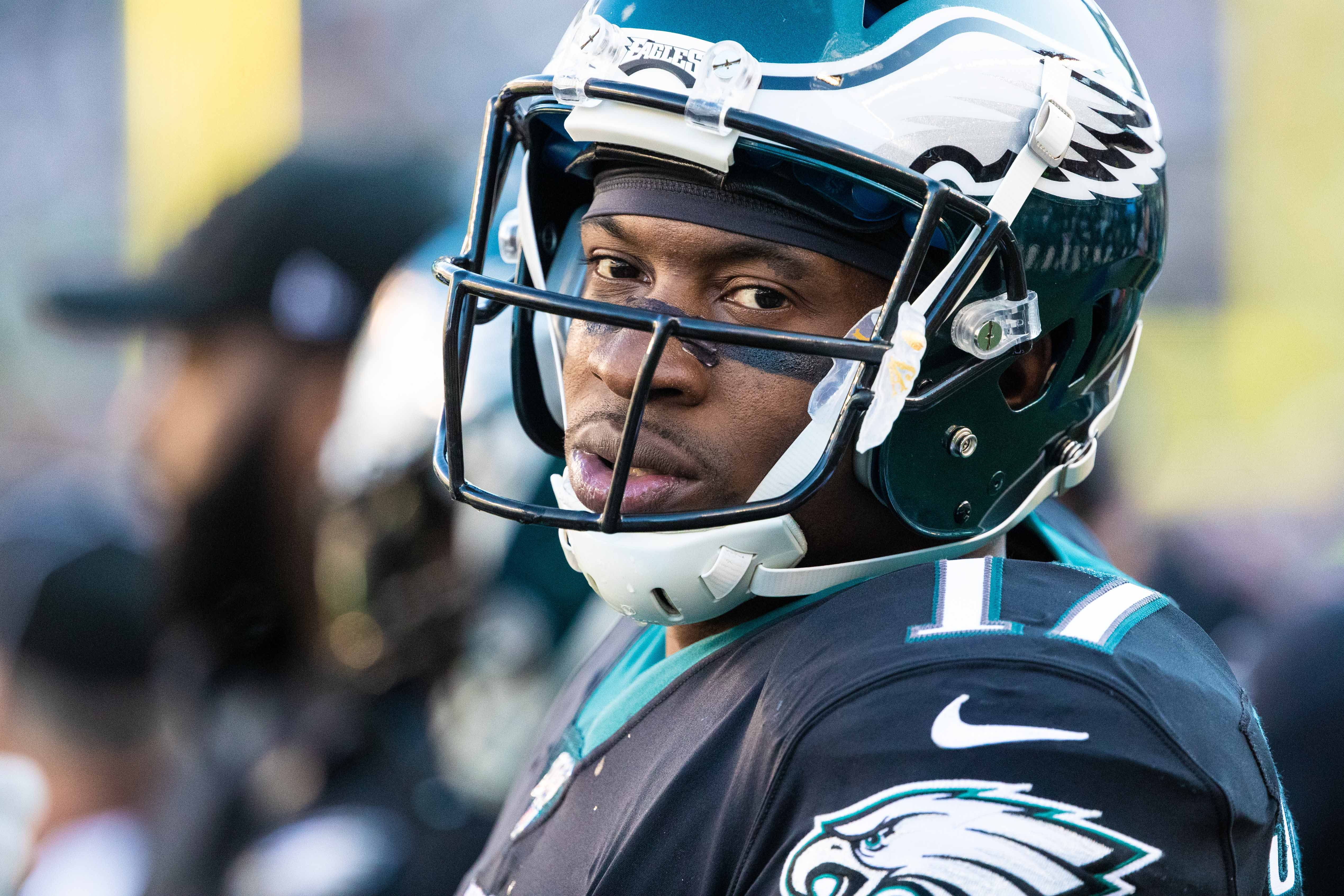 Alshon Jeffery's Production a Concern, so is Recent Injury
