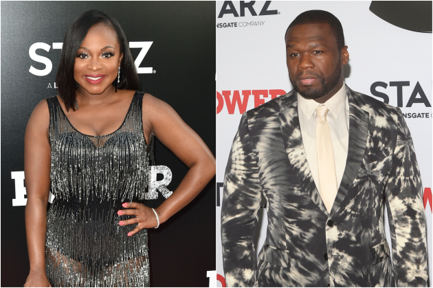 Naturi Naughton Responds To Getting Trolled By 50 Cent Again