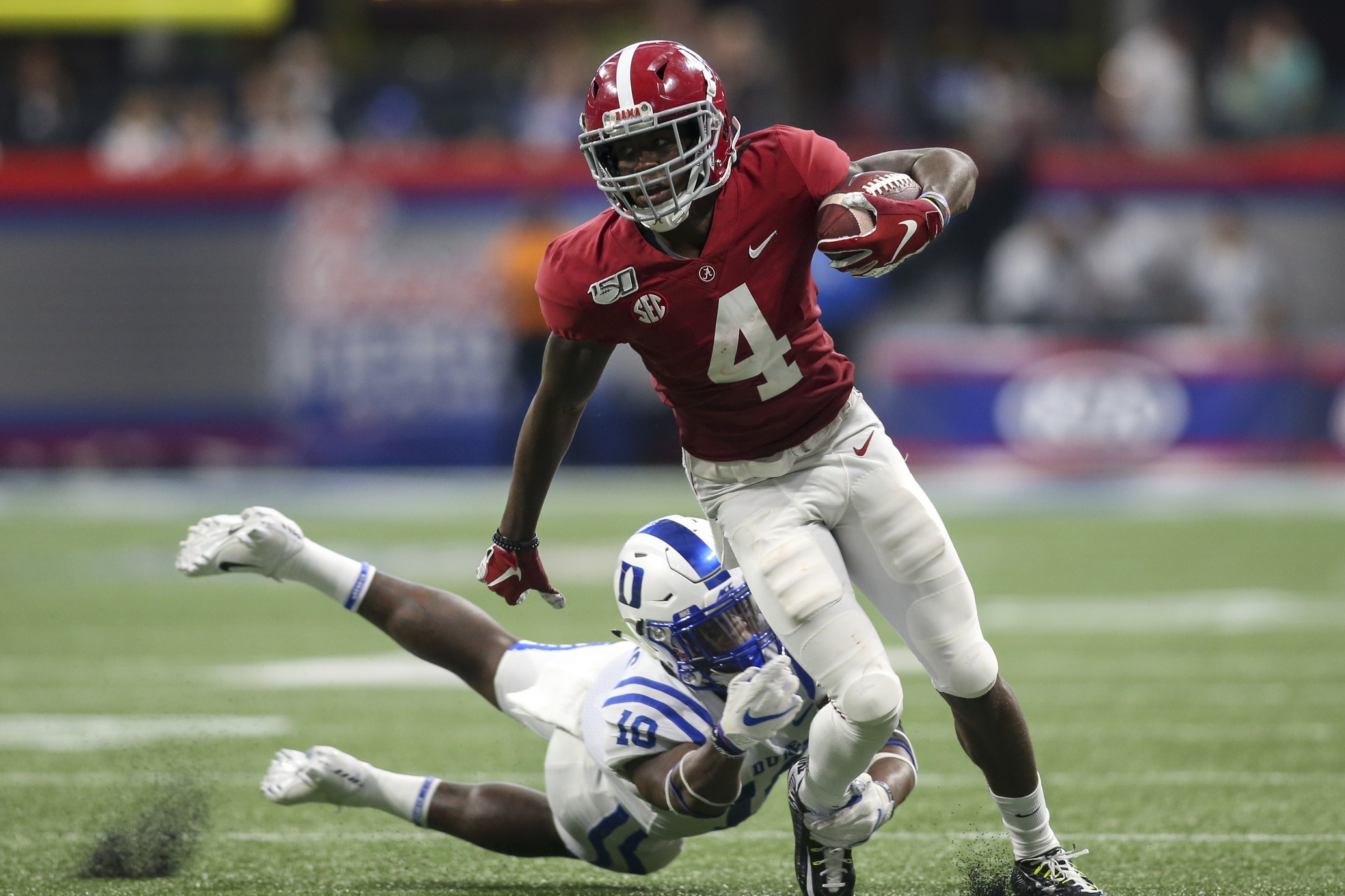 Broncos Revealed Among Favorites to Land Alabama WR Jerry Jeudy
