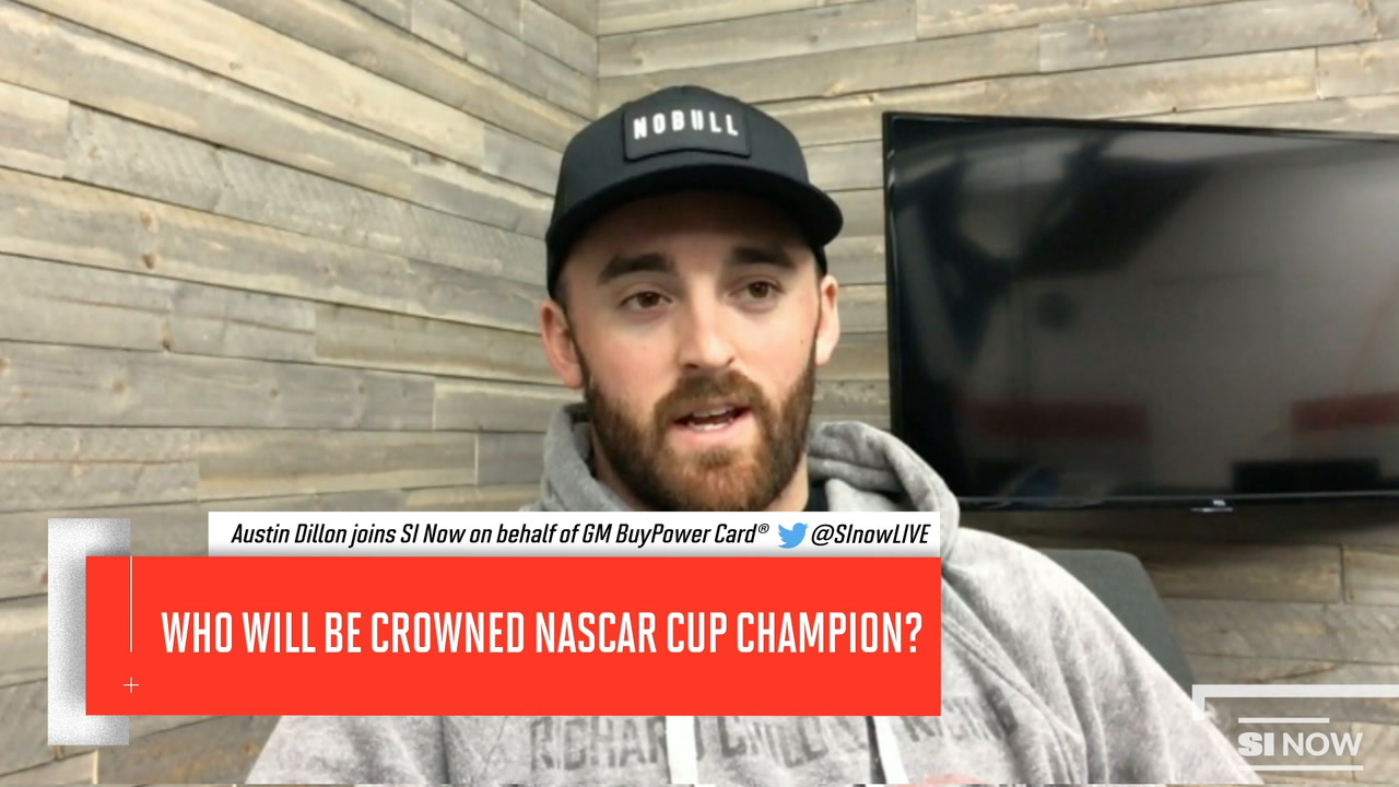 Austin Dillon Predicts a Champion, Credits Rules Package and Influx of Young Drivers for Stopping Ratings Slide
