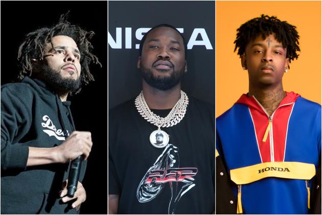 Best Rap Albums Of 2020.Dreamville Meek Mill 21 Savage Tyler The Creator Ybn
