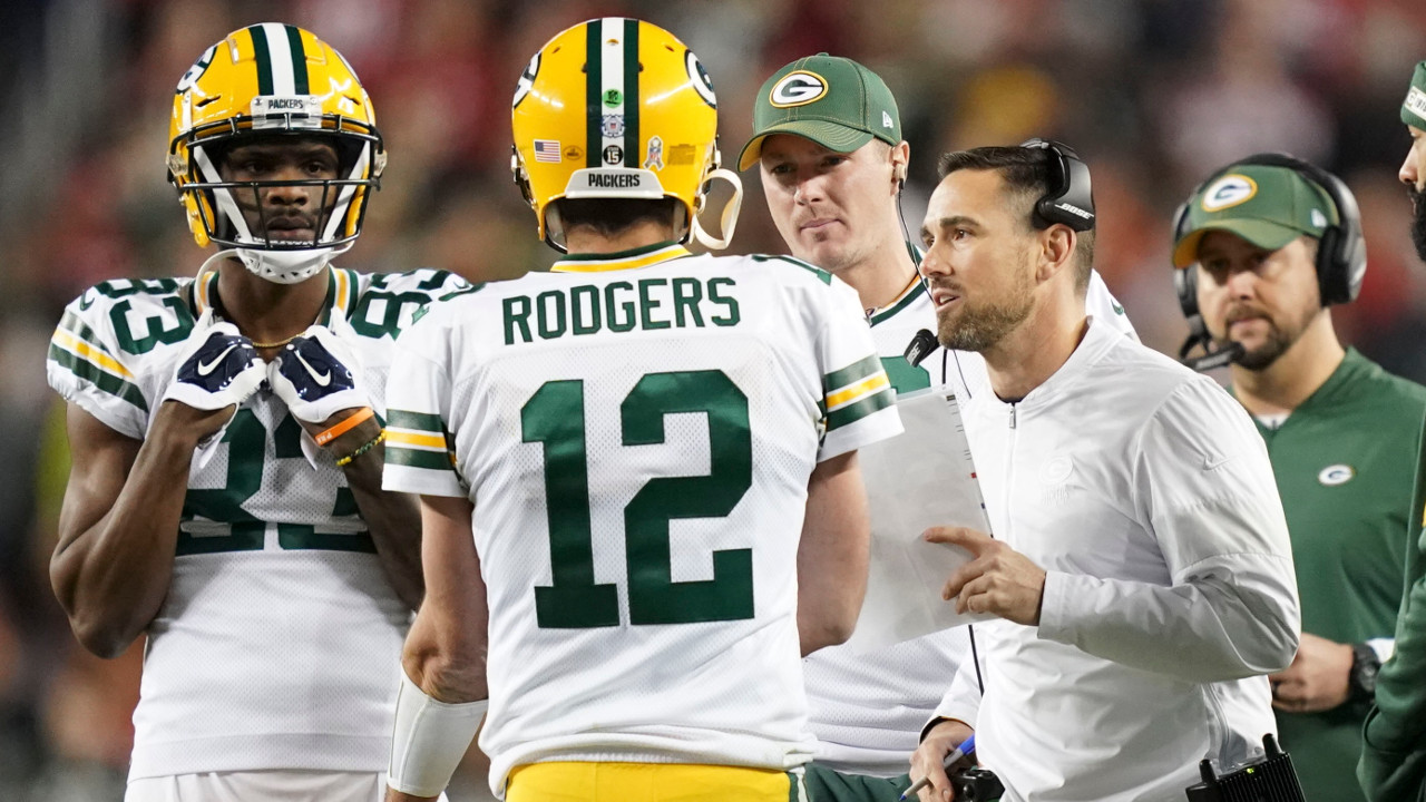 LaFleur Counting on Packers to Bounce Back and Battle