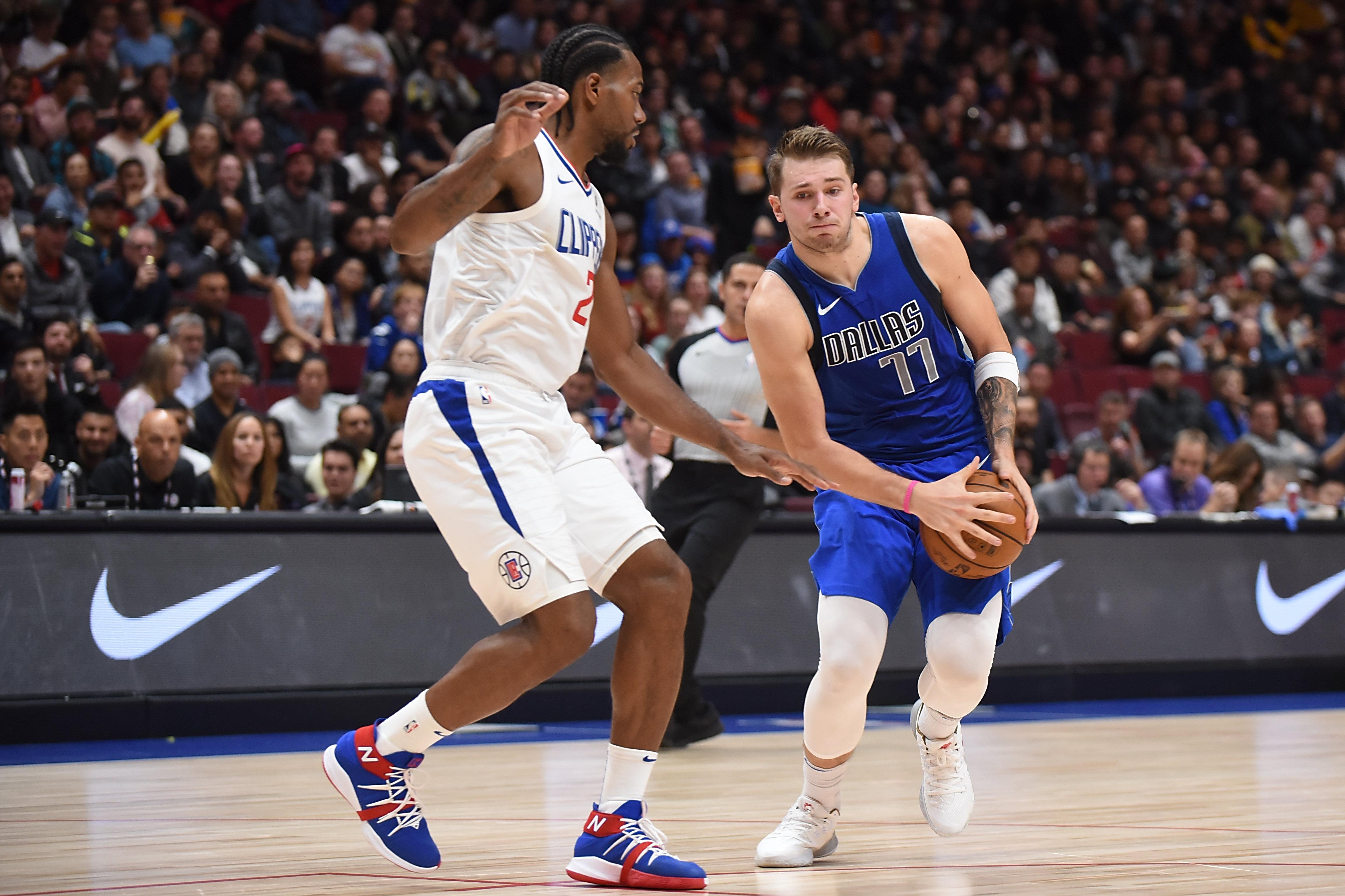 Clippers Vs Mavericks Preview La S Defense Gets Its