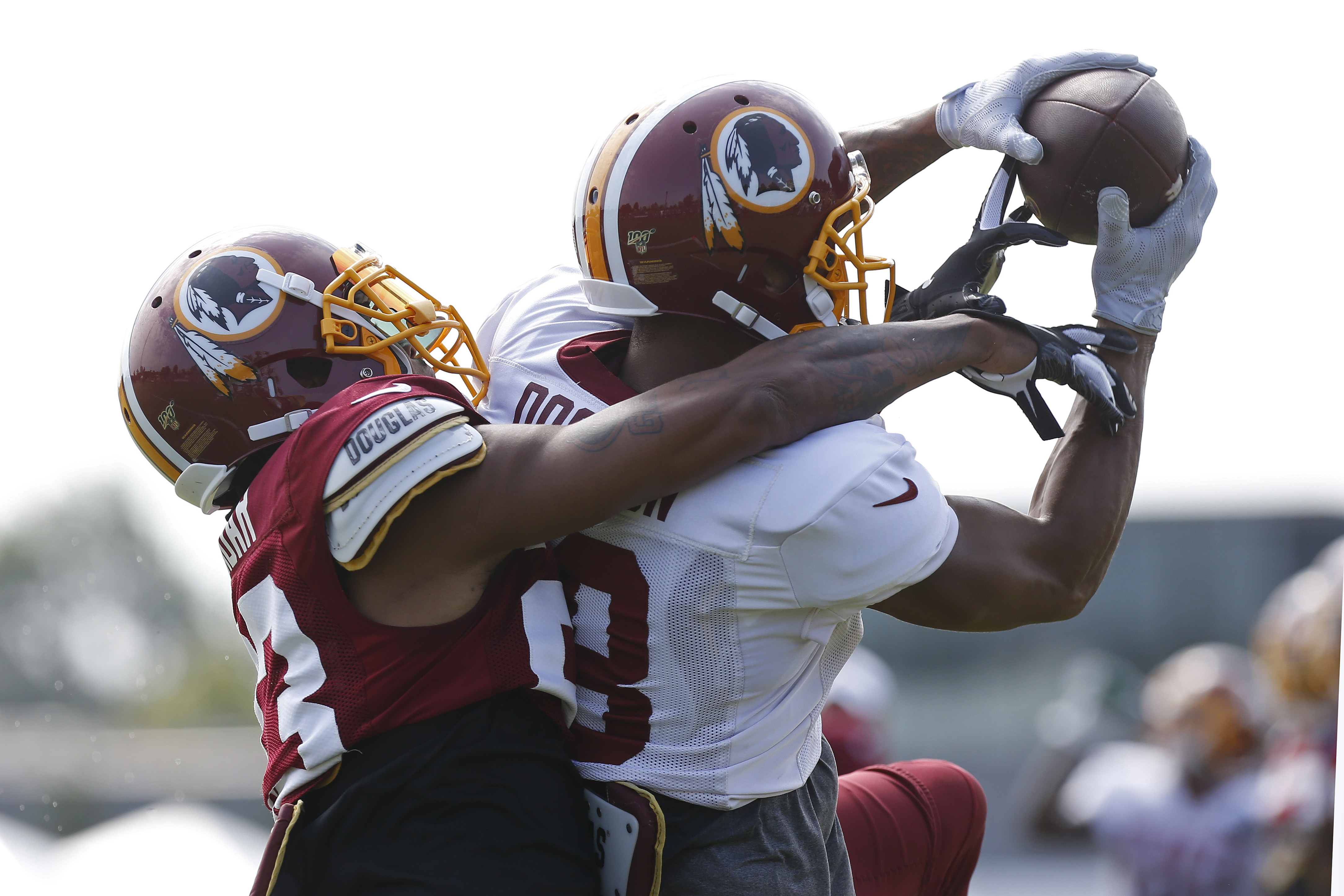 Doctson's Last Stand?