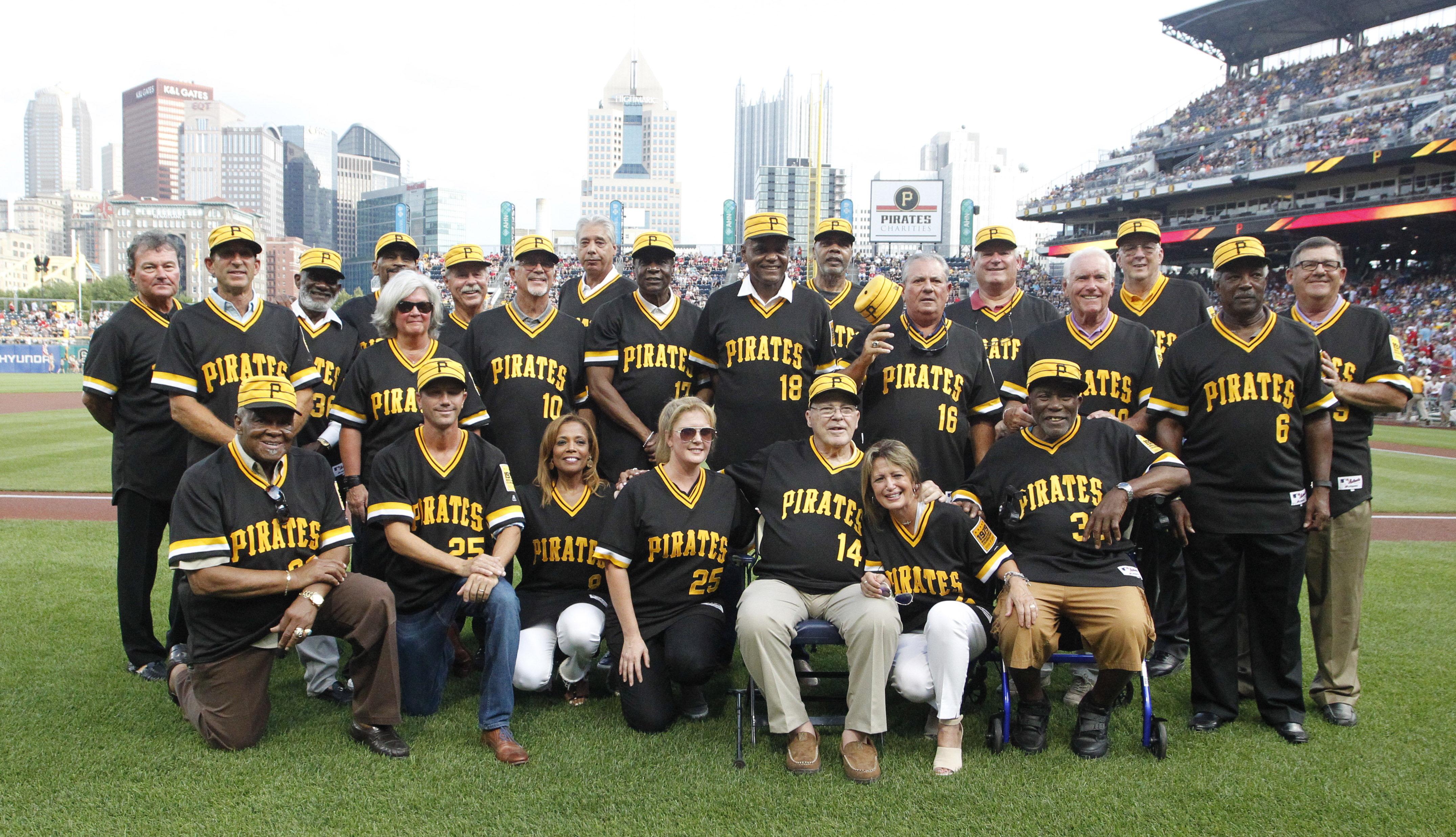 Pittsburgh Pirates' Recipe for Success