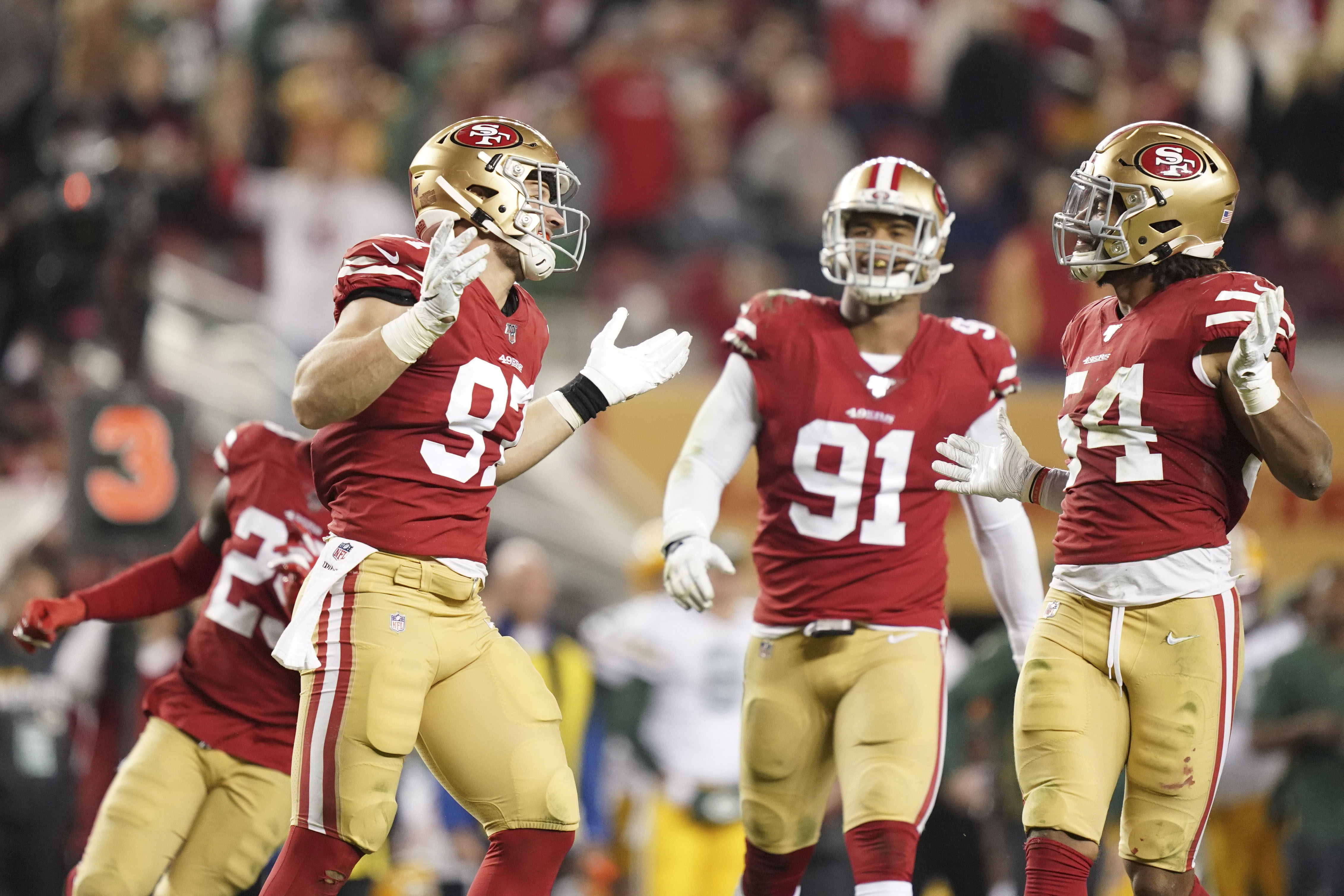 How Should the 49ers Wrap up Free Agency?