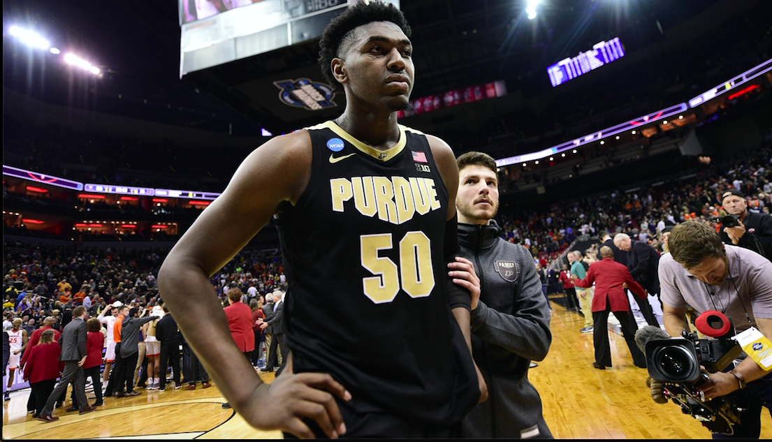 Purdue Scratches Past No. 20 VCU For 59-56 Win